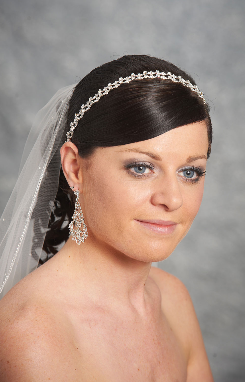 Bridal Classics Headbands & Wreaths HB-7010