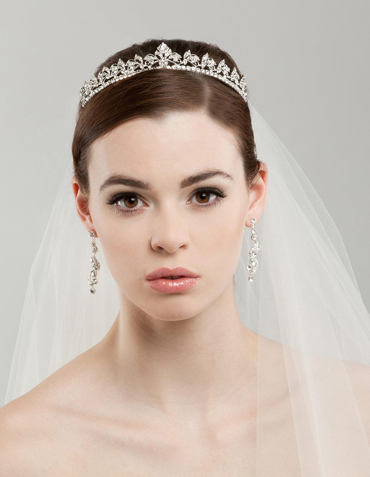 Bridal Classics Tiaras T-4197