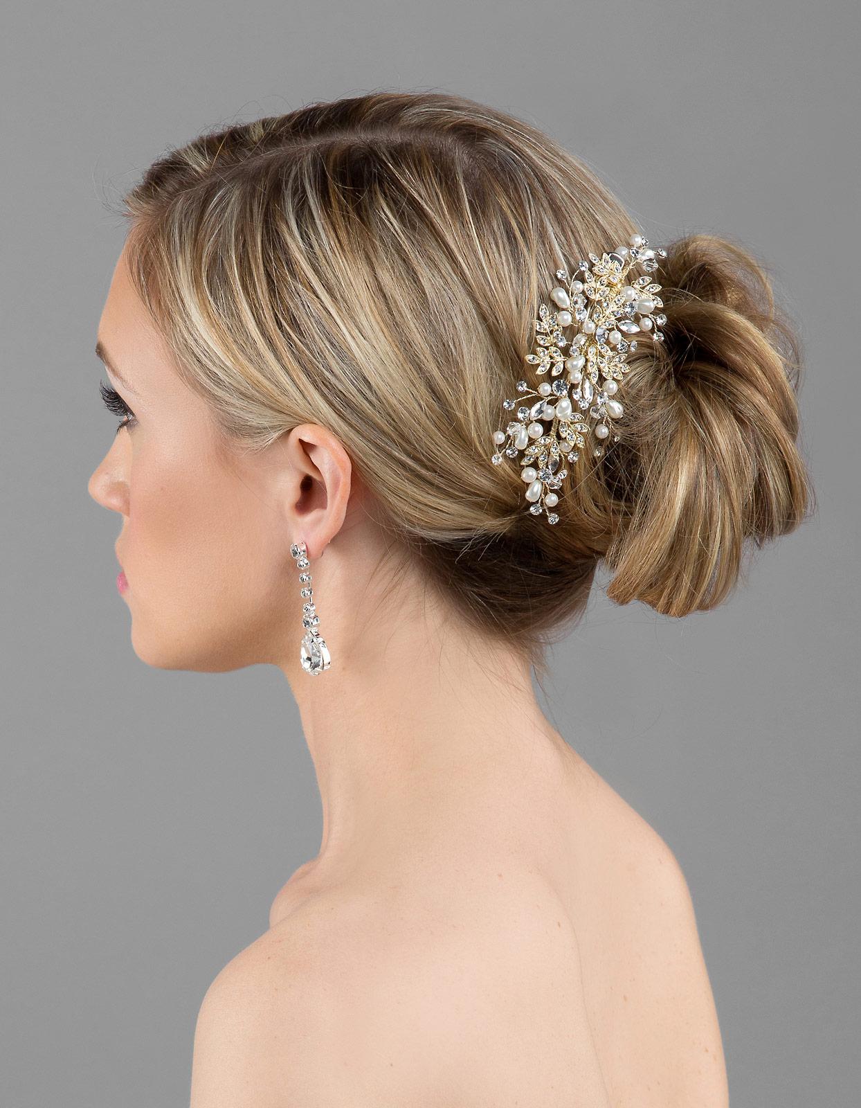 Bridal Classics Hair Combs & Clips T-4205