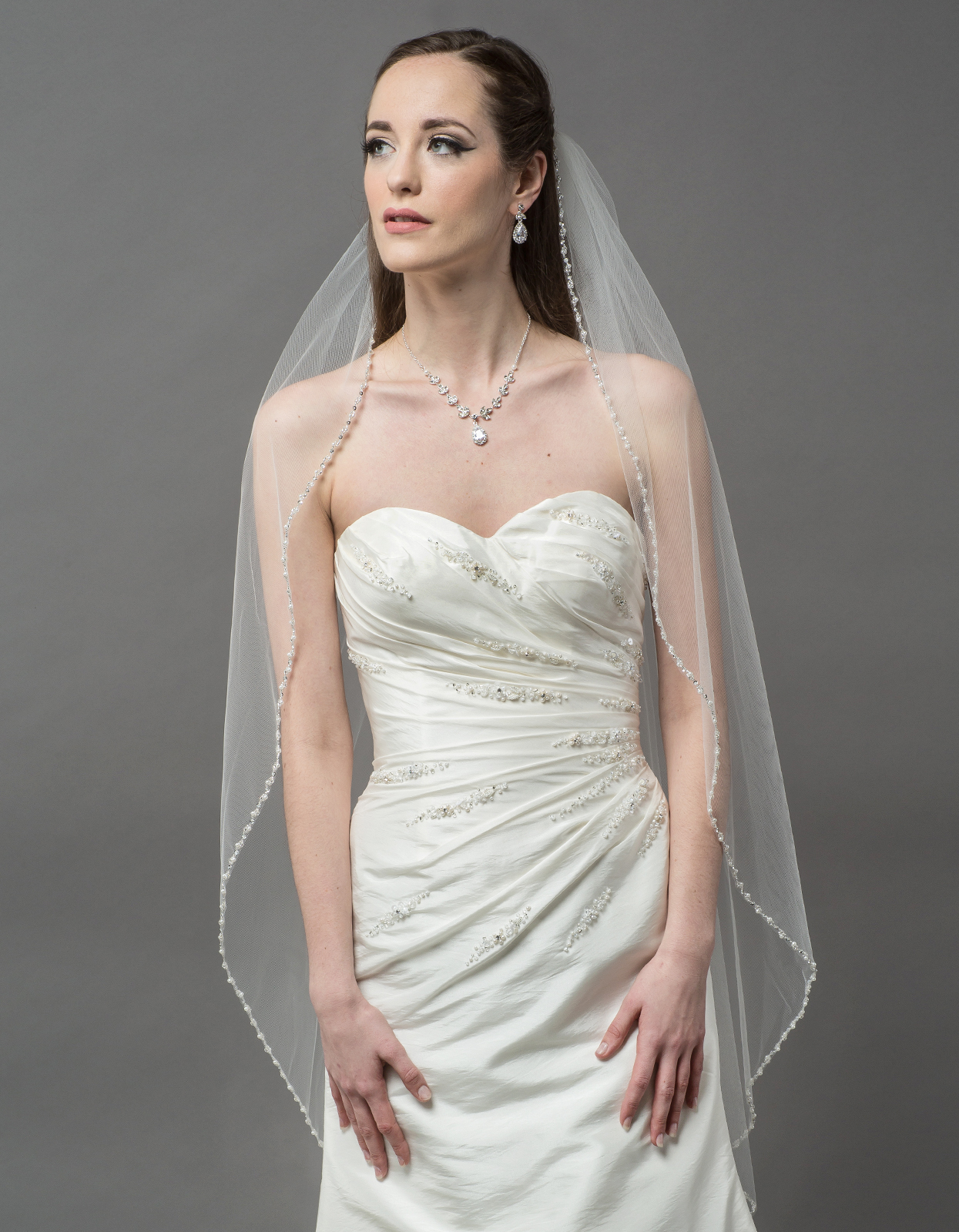 Bridal Classics Marquise Veil Collection MV-2370