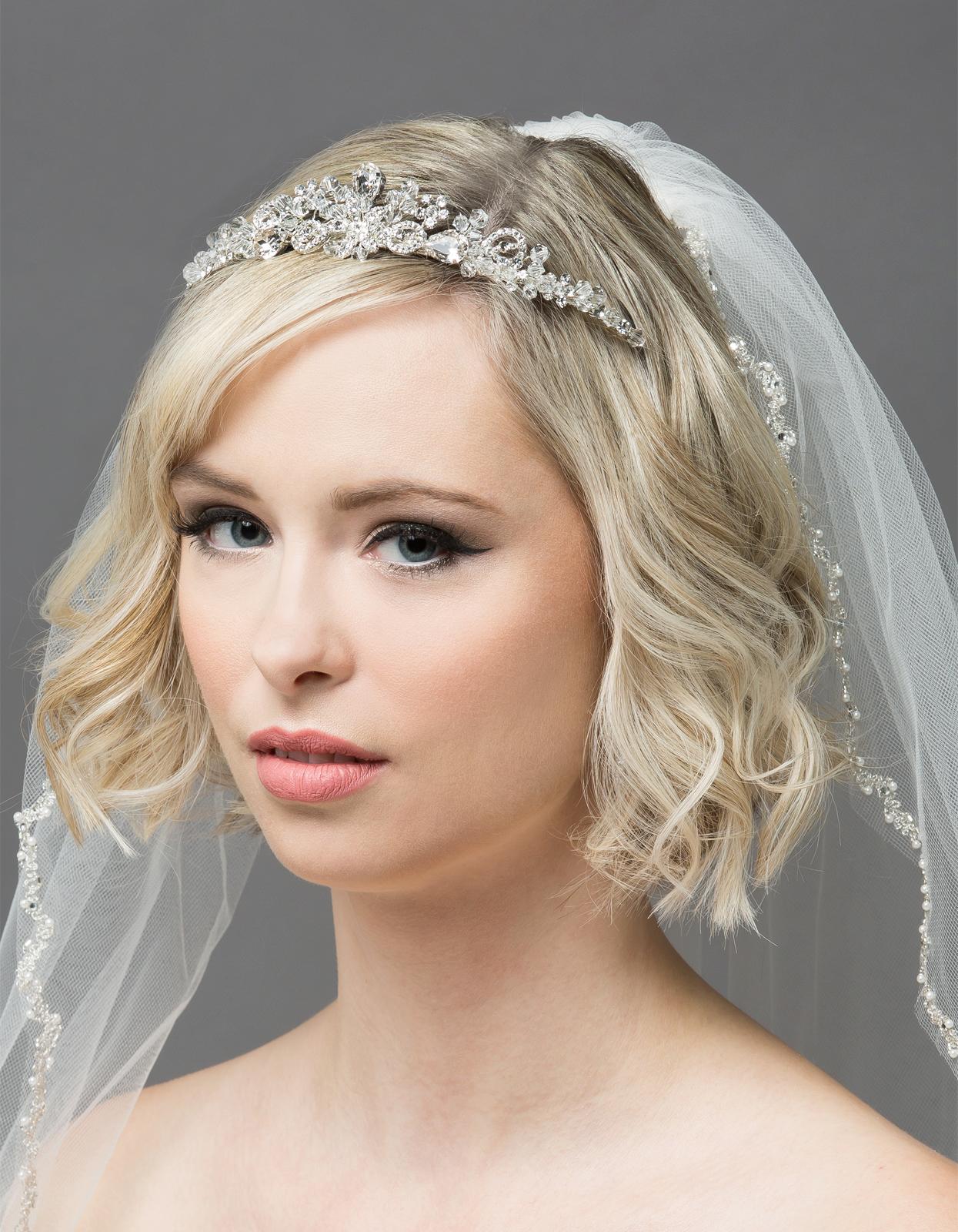 Bridal Classics Tiaras T-4075