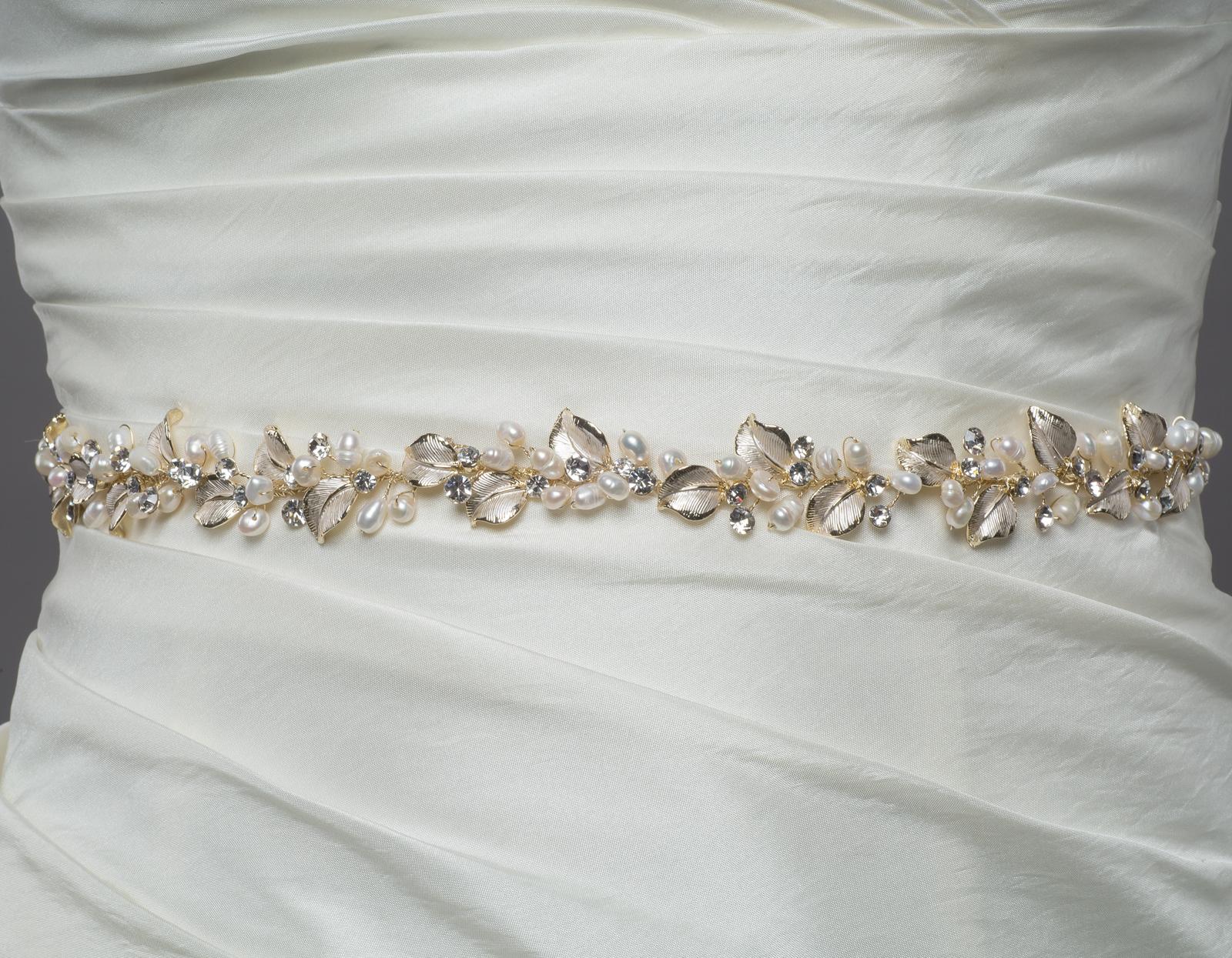 Bridal Classics Belts HB-7074B