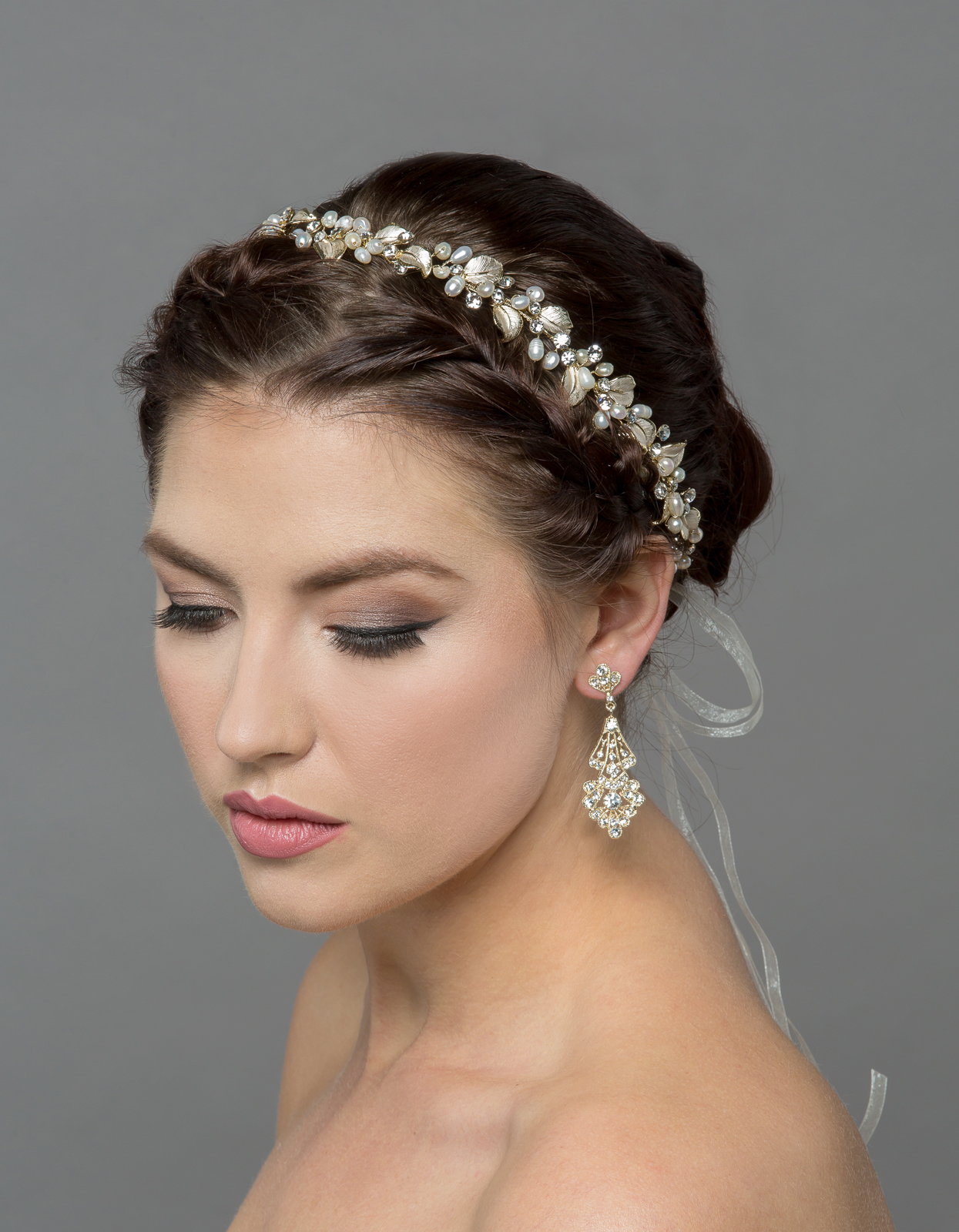 Bridal Classics Headbands & Wreaths HB-7074