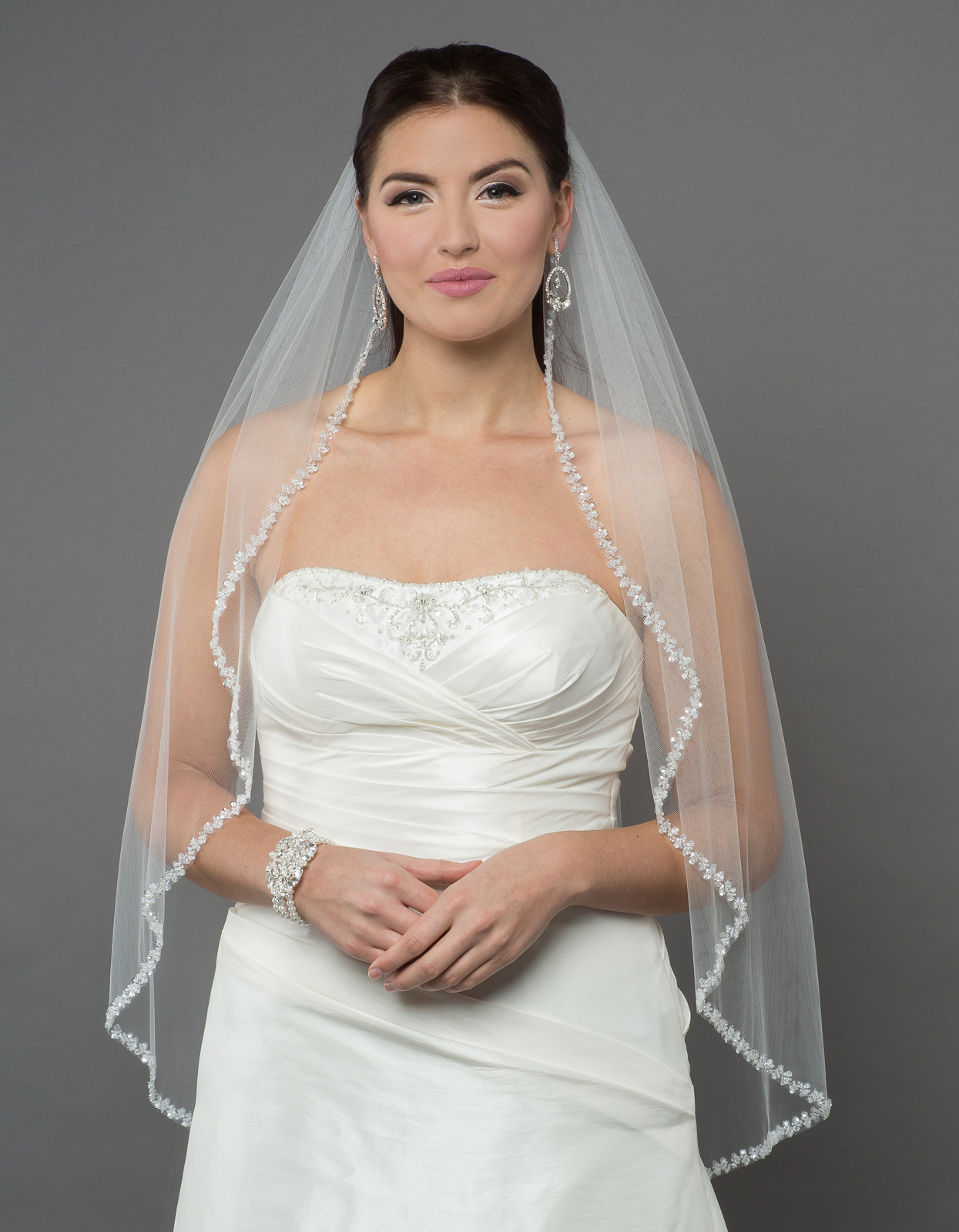 Bridal Classics Marquise Veil Collection MV-2375
