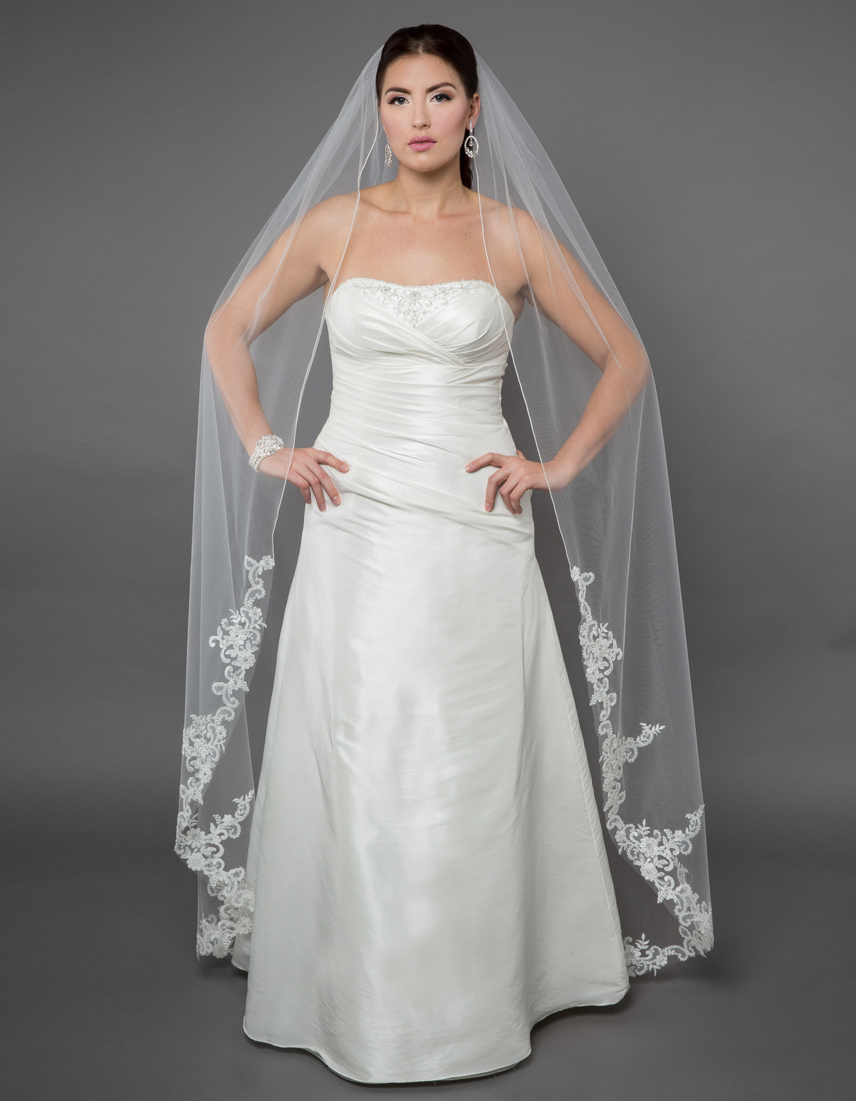 Bridal Classics Marquise Veil Collection MV-2381