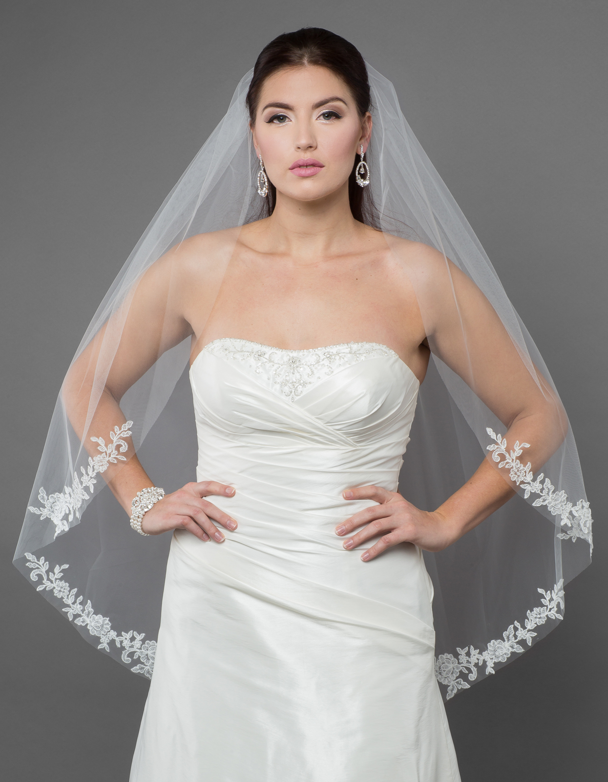 Bridal Classics Marquise Veil Collection MV-2391