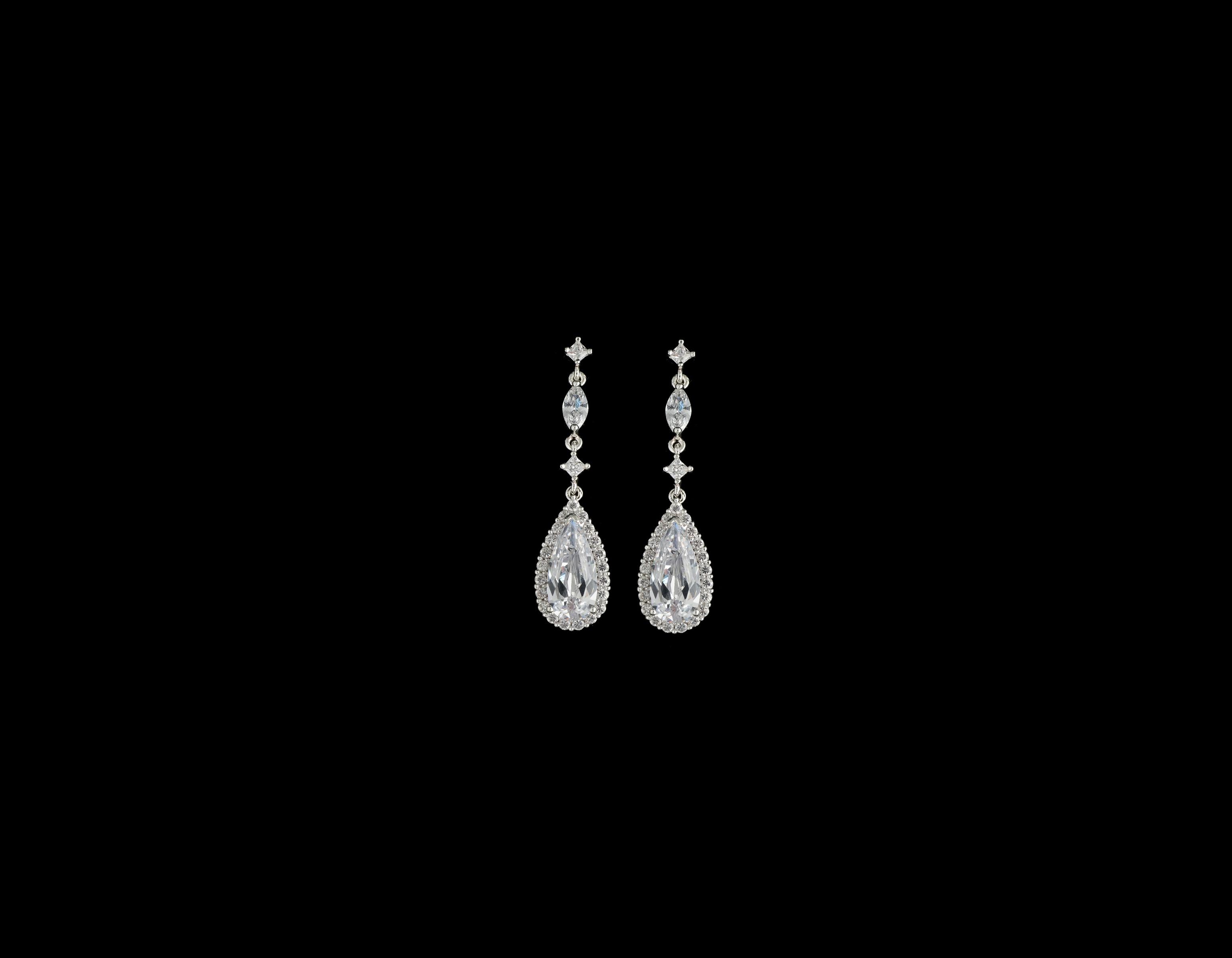 Bridal Classics Earrings ME-1194