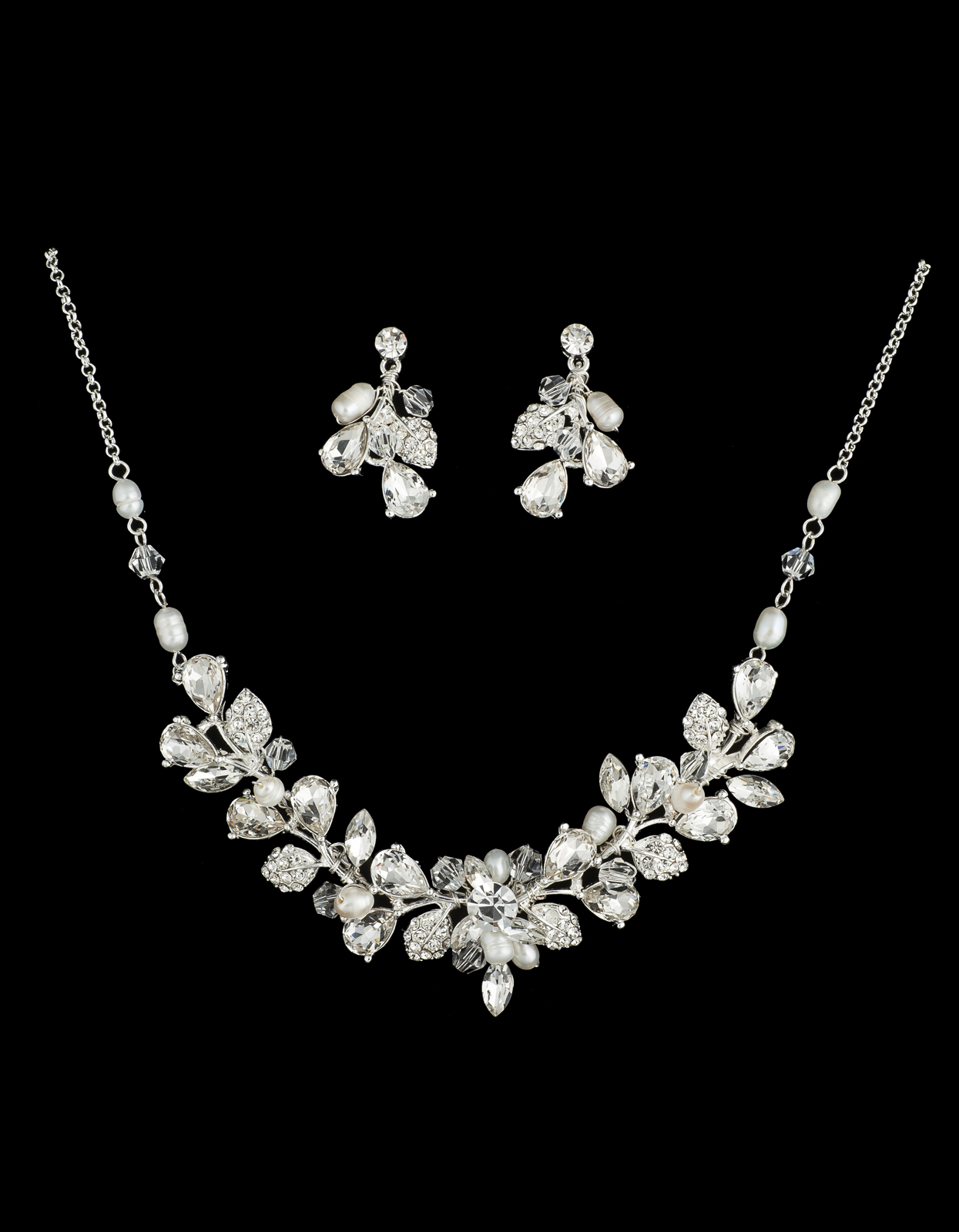 Bridal Classics Necklace Sets MJ-242