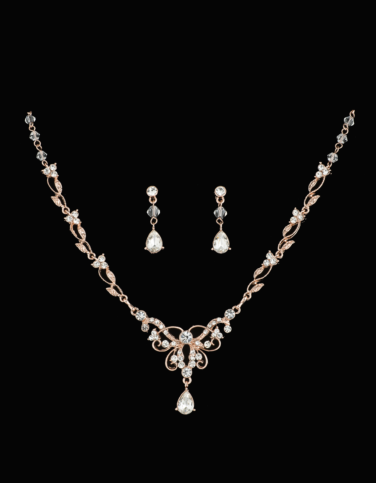 Bridal Classics Necklace Sets MJ-249