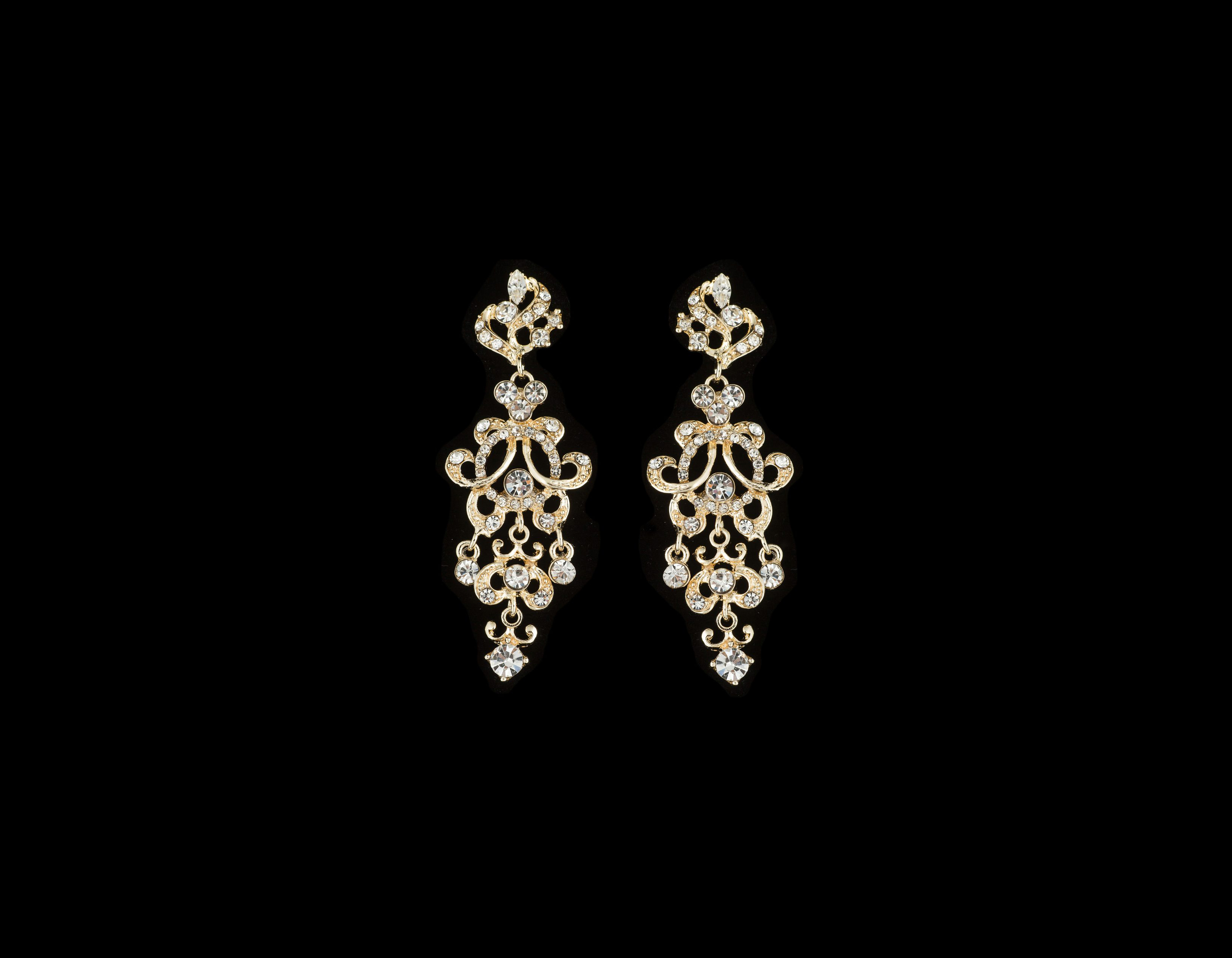 Bridal Classics Earrings MJ-263