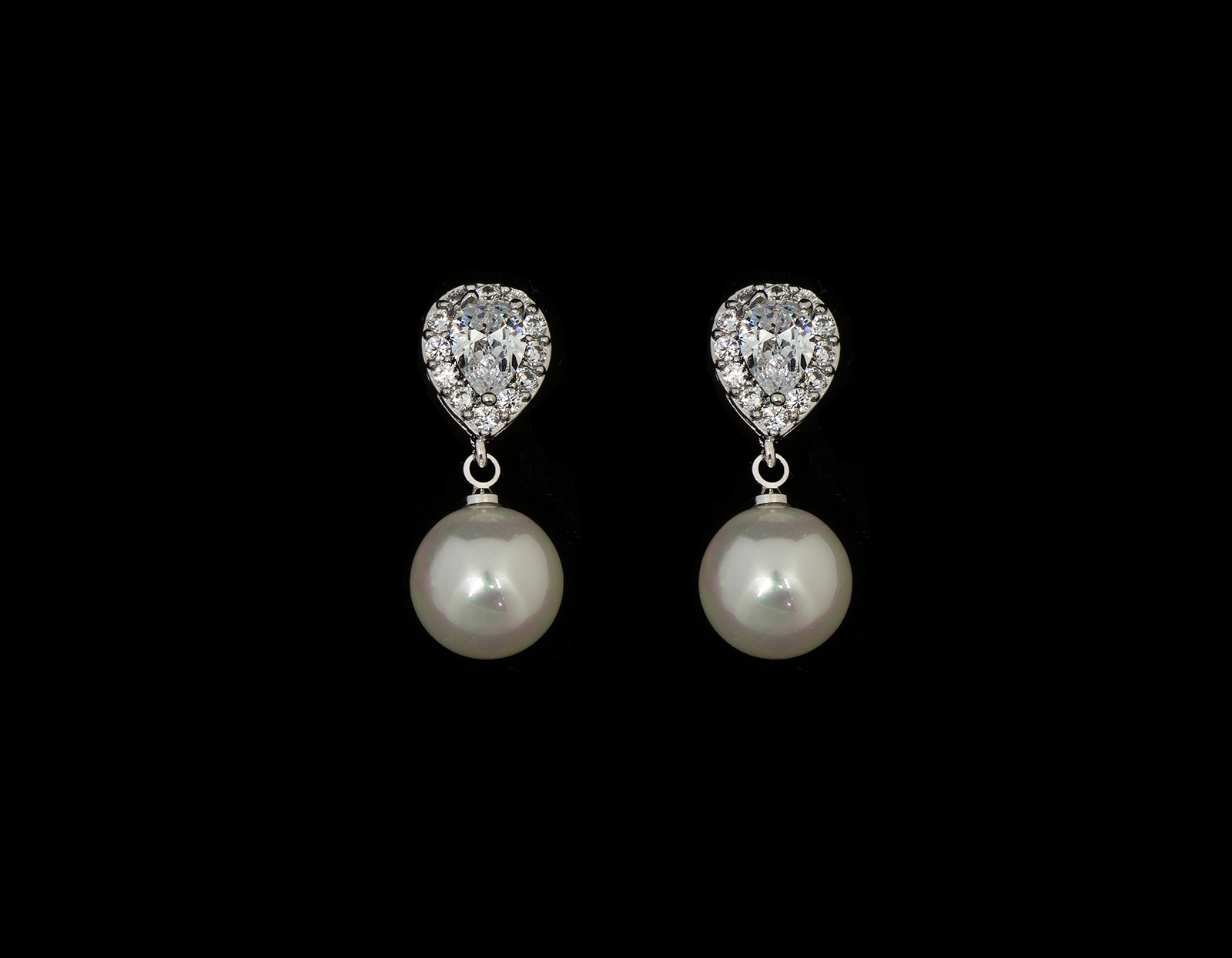 Bridal Classics Earrings CZ-844
