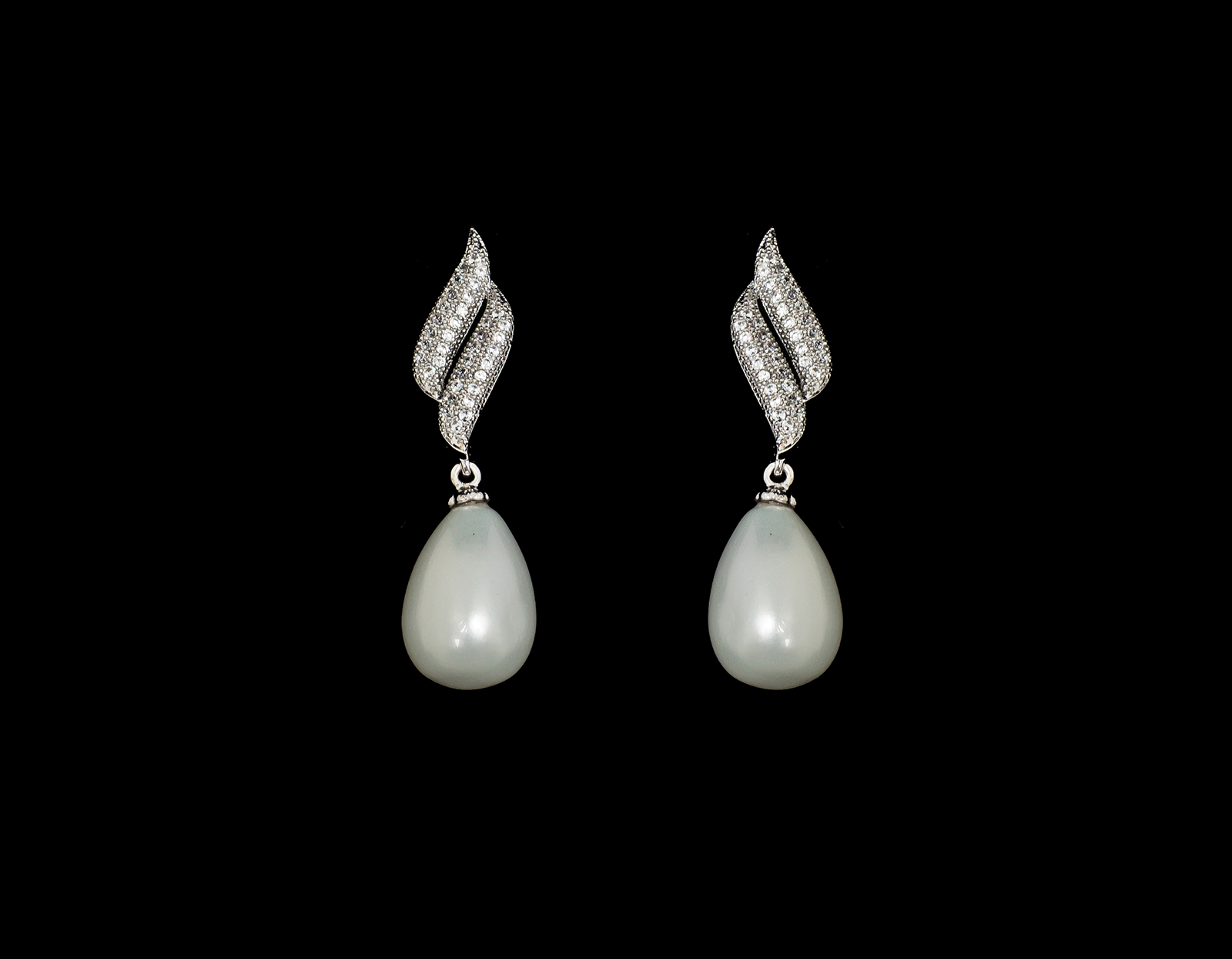 Bridal Classics Earrings CZ-857