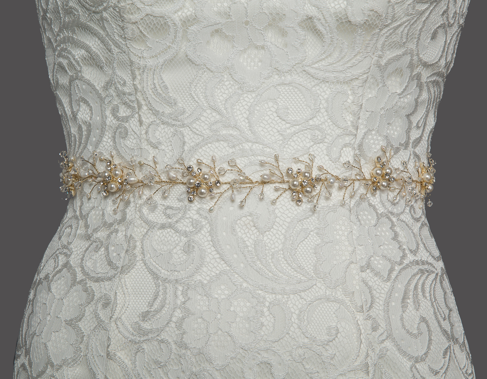Bridal Classics Belts & Gown Jewellery HB-7082B