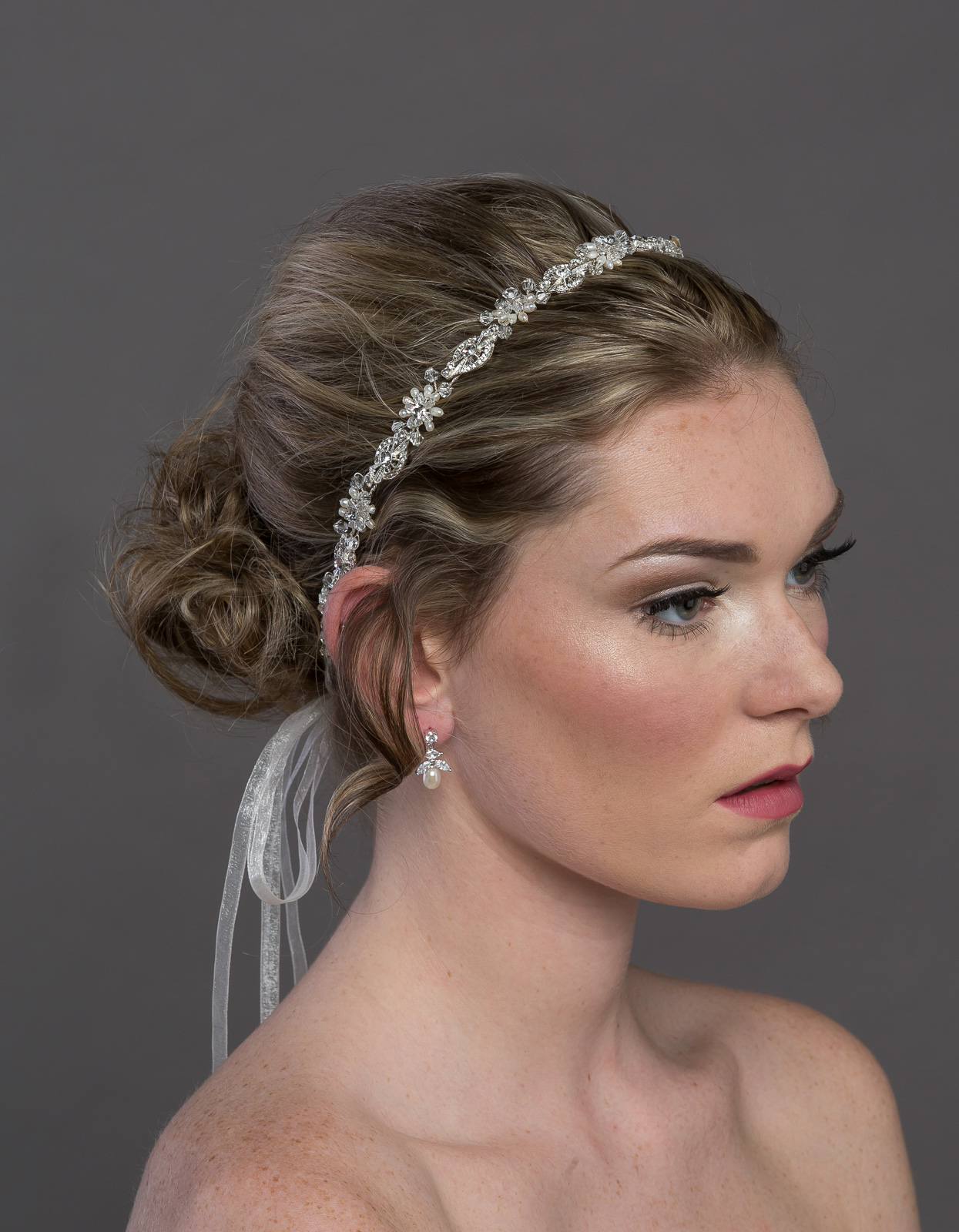Bridal Classics Headbands & Wreaths HB-7084