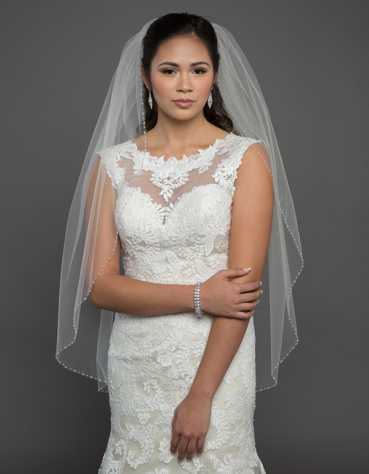 Bridal Classics Marquise Veil Collection MV-2407