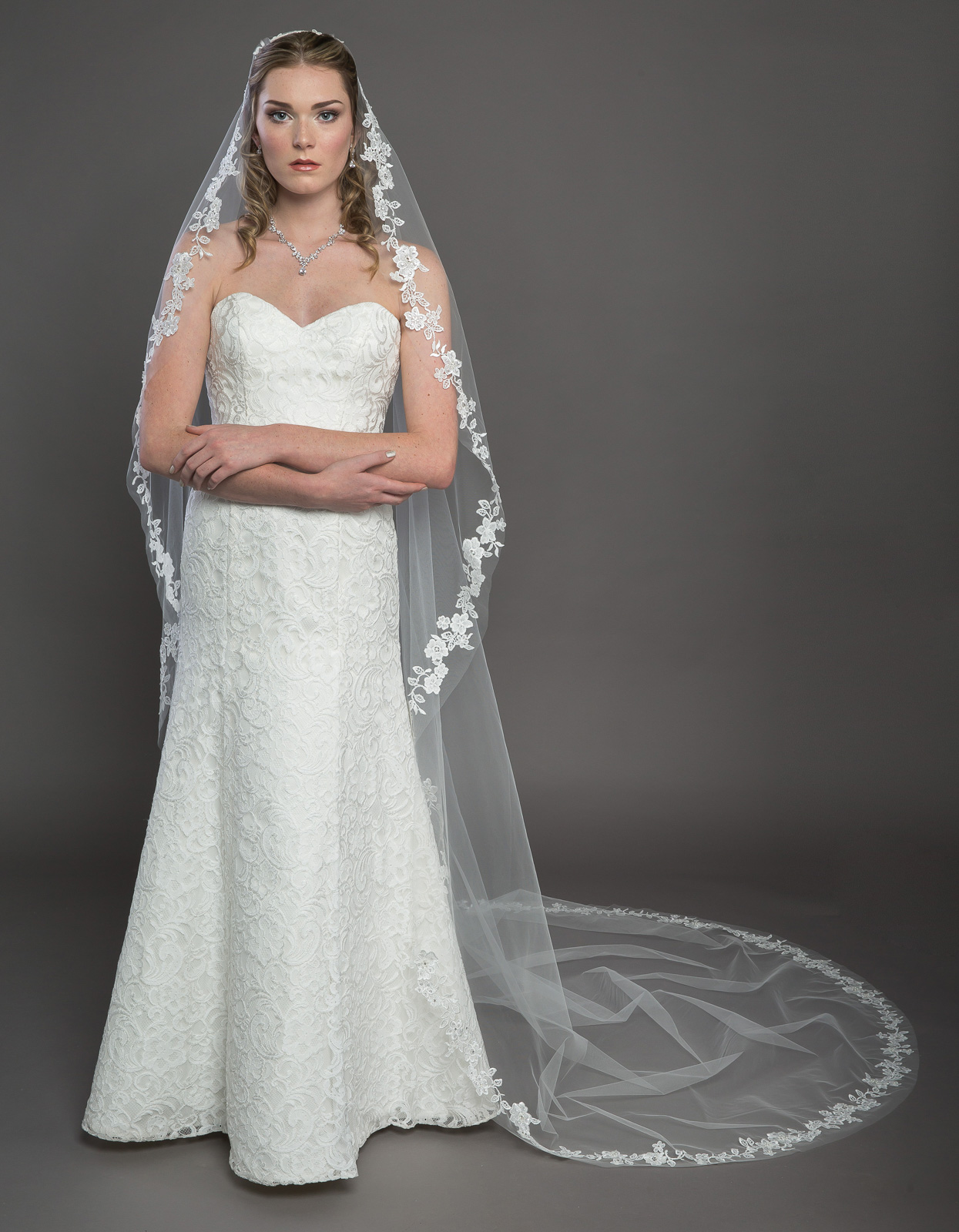 Bridal Classics Marquise Veil Collection MV-2409
