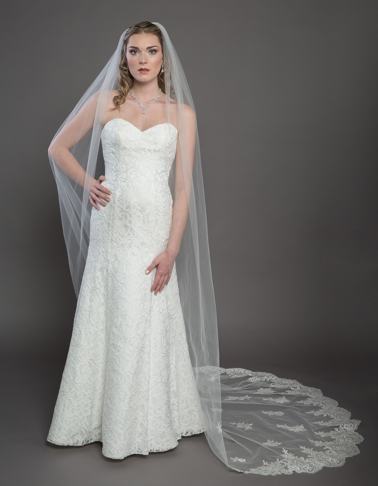 Bridal Classics Marquise Veil Collection MV-2422