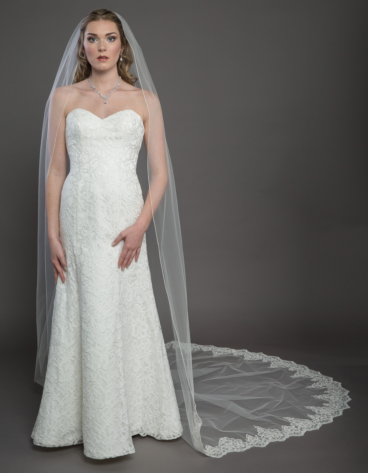Bridal Classics Marquise Veil Collection MV-2432