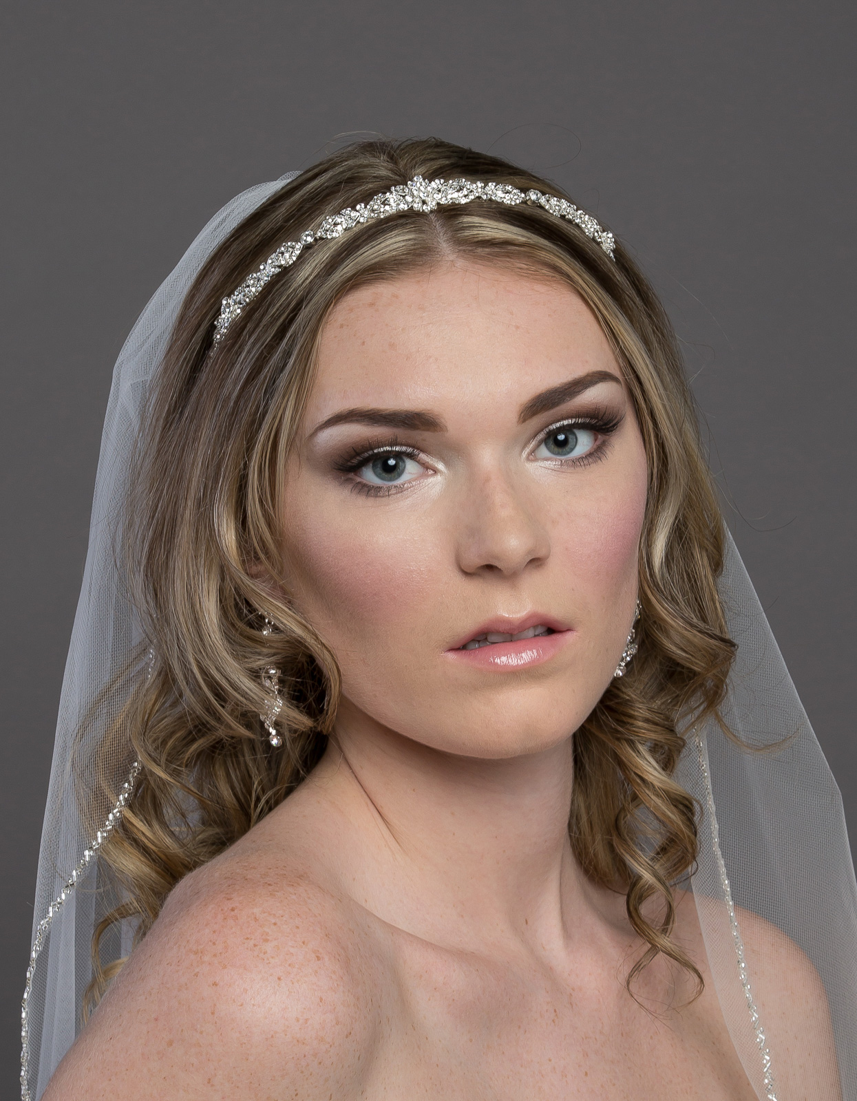 Bridal Classics Headbands & Wreaths T-4317