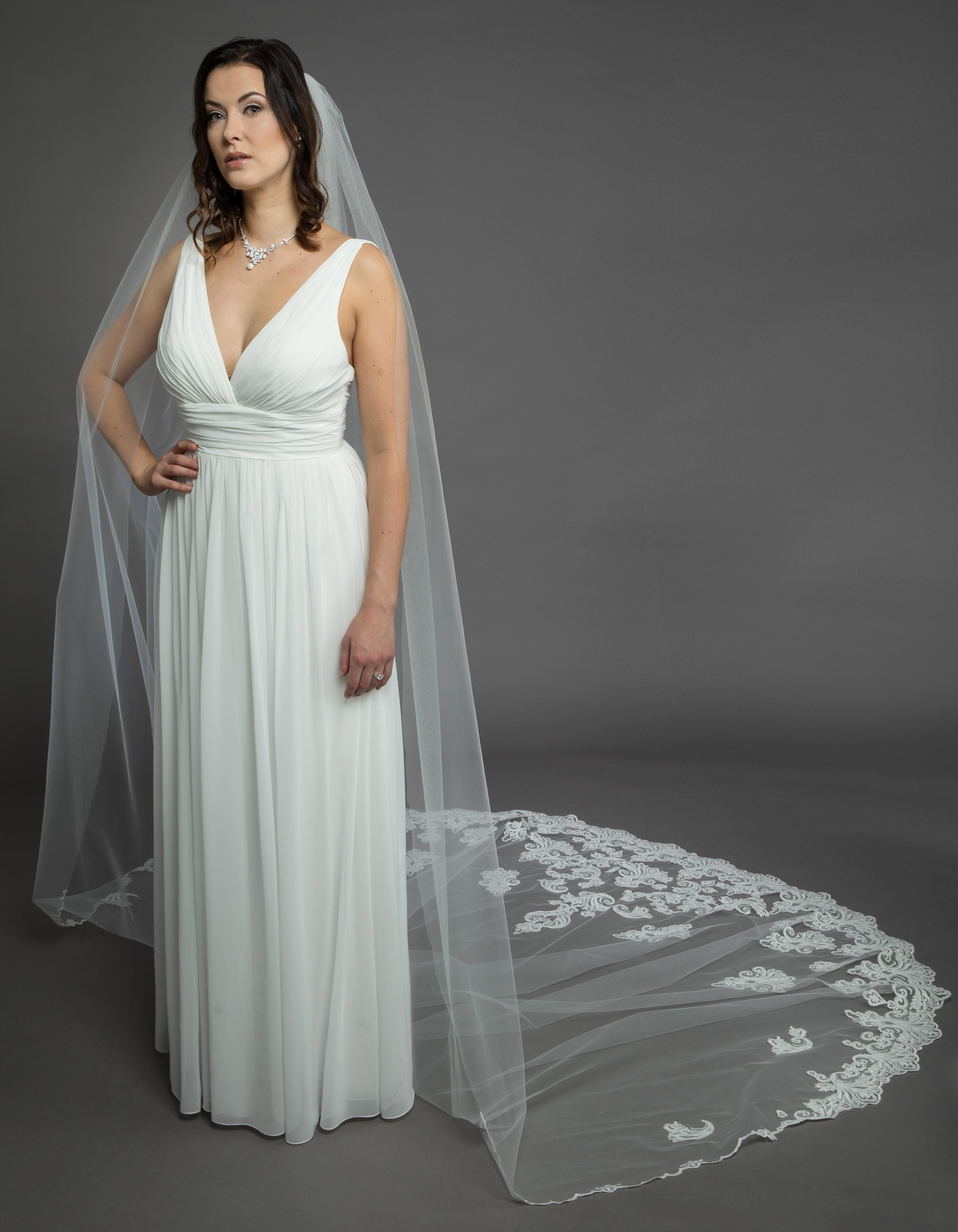 Bridal Classics Marquise Veil Collection MV-2452