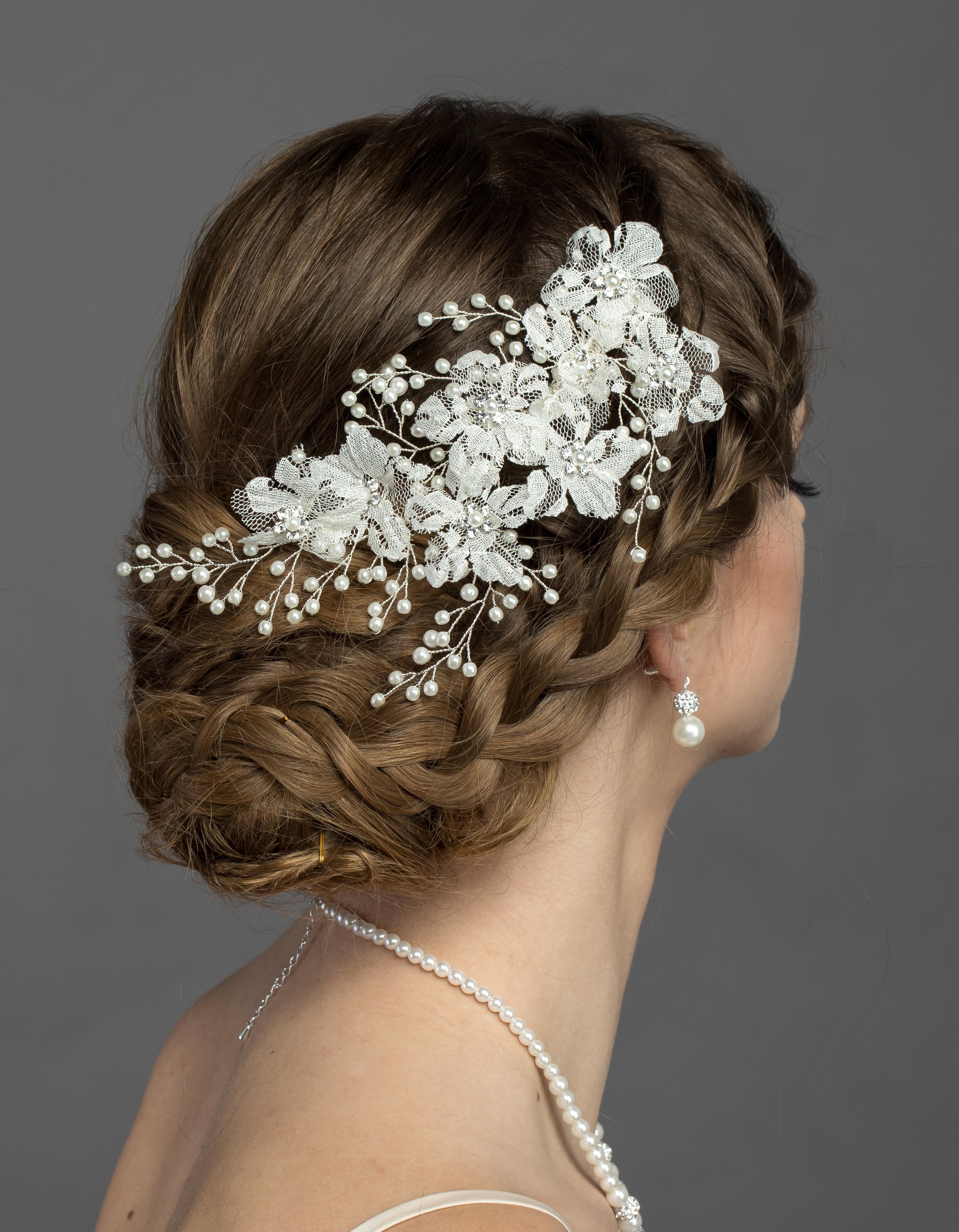 Bridal Classics Hair Combs & Clips T-4368