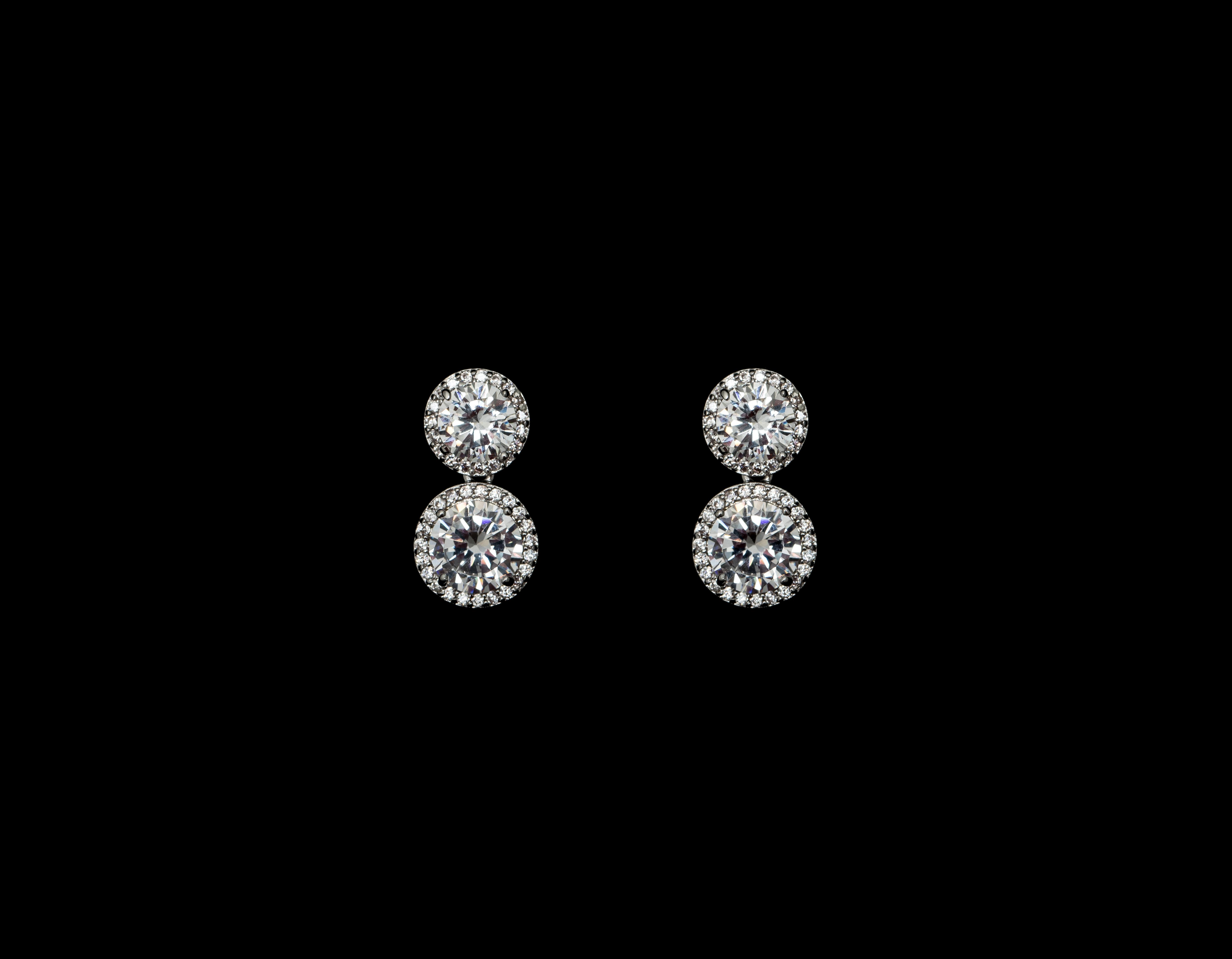 Bridal Classics Earrings CZ-862