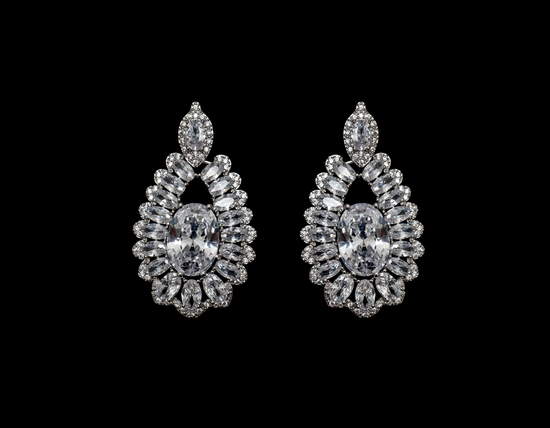 Bridal Classics Earrings CZ-863