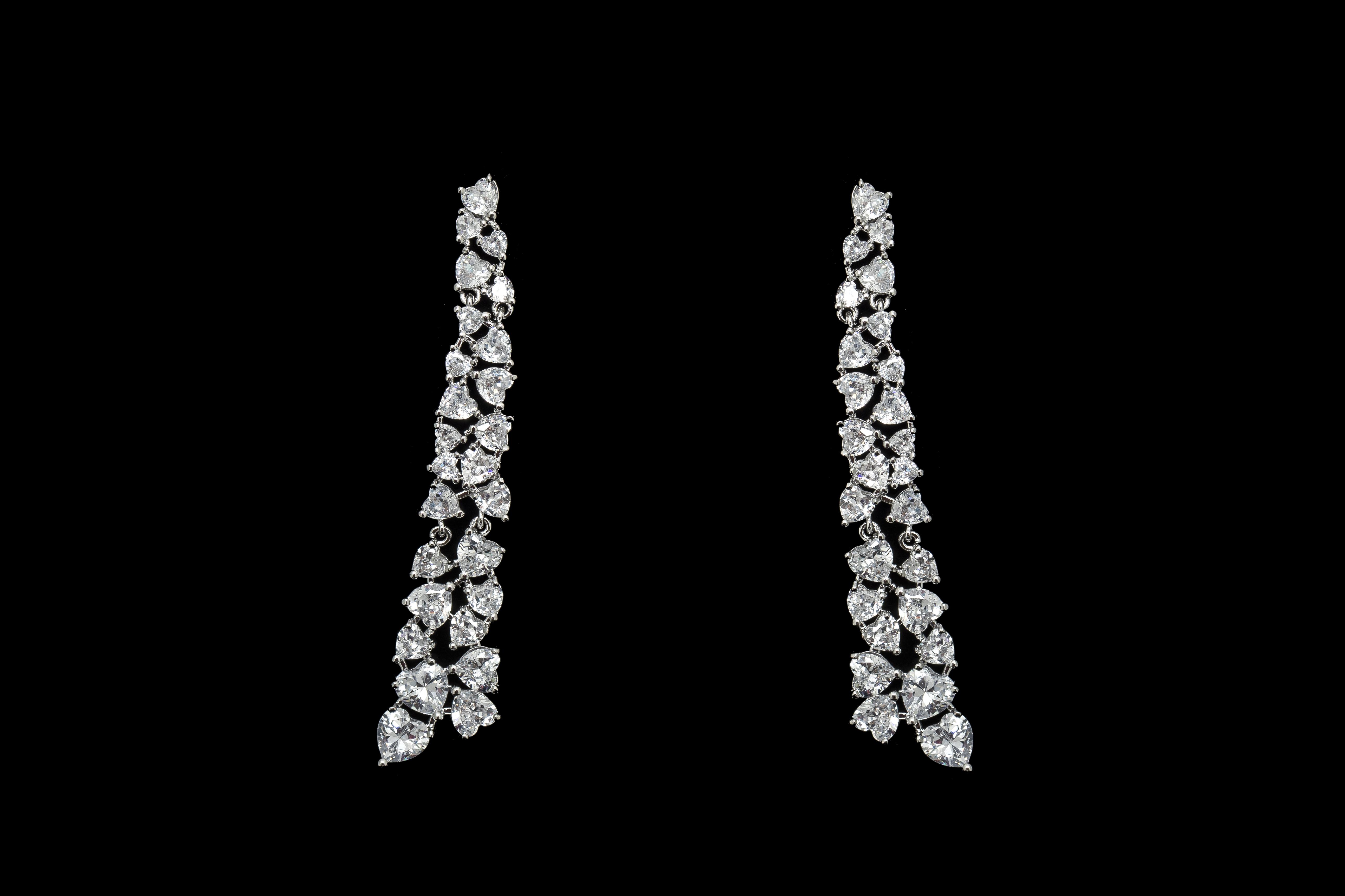 Bridal Classics Earrings CZ-870