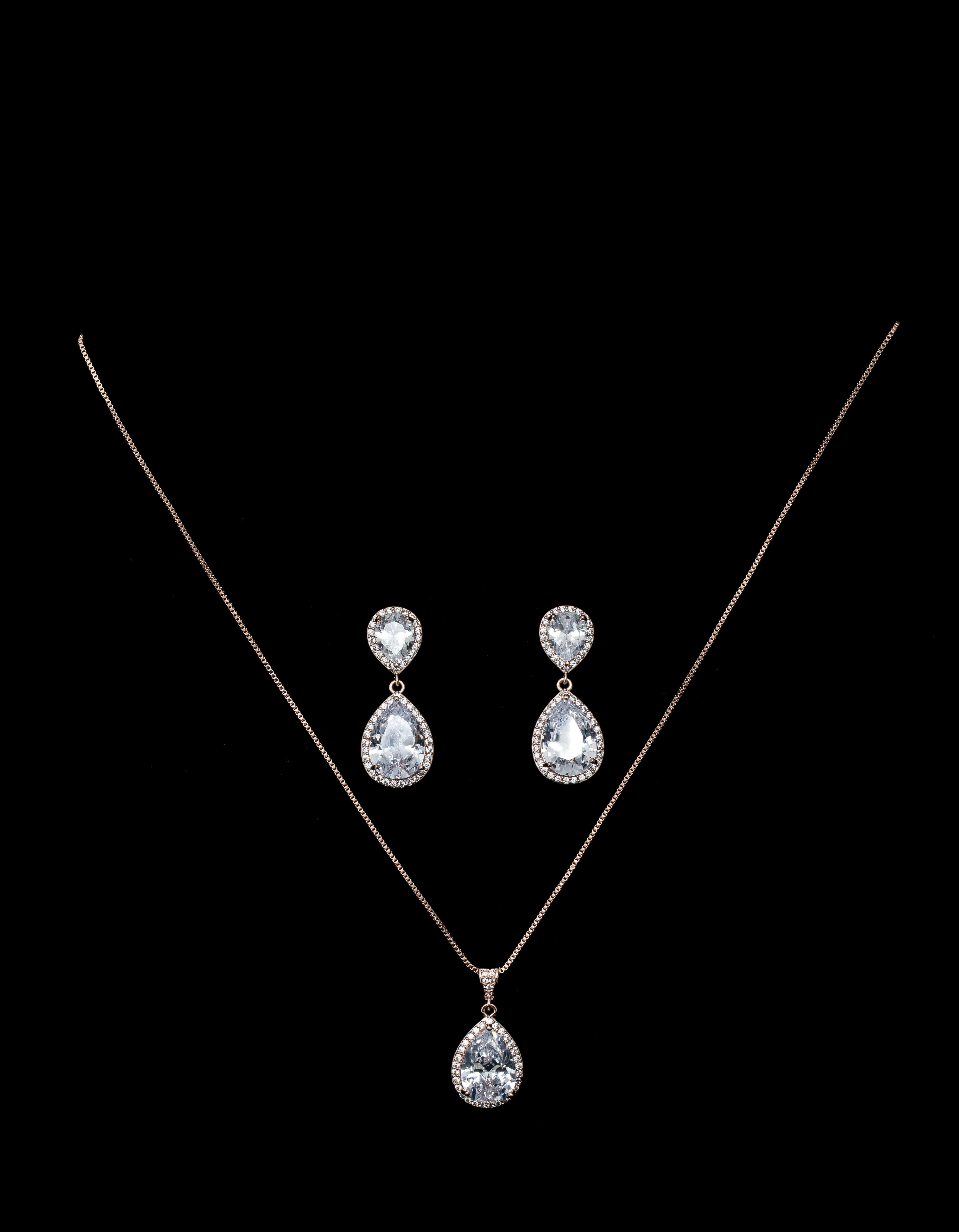 Bridal Classics Necklace Sets ME-1230