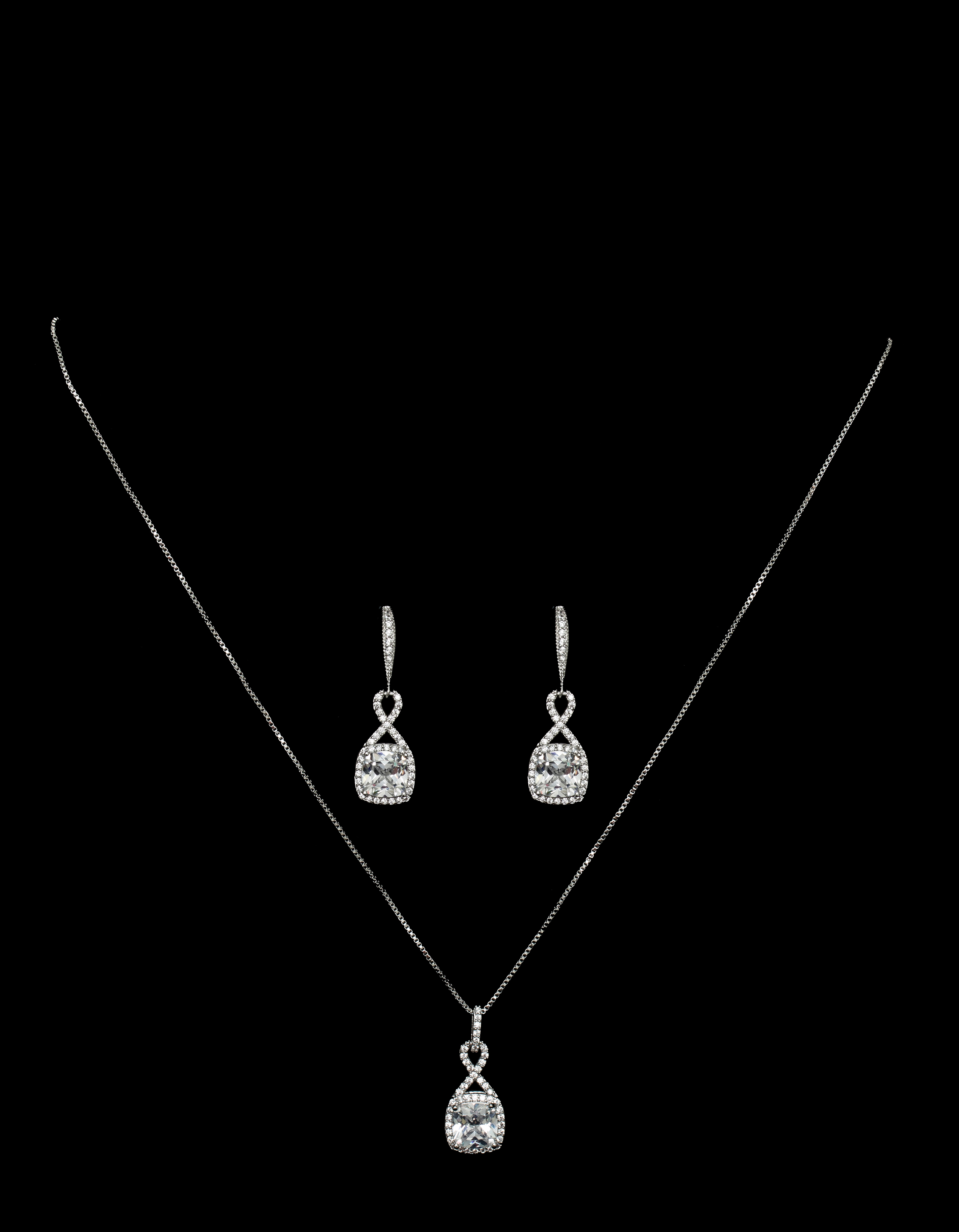 Bridal Classics Necklace Sets ME-1233