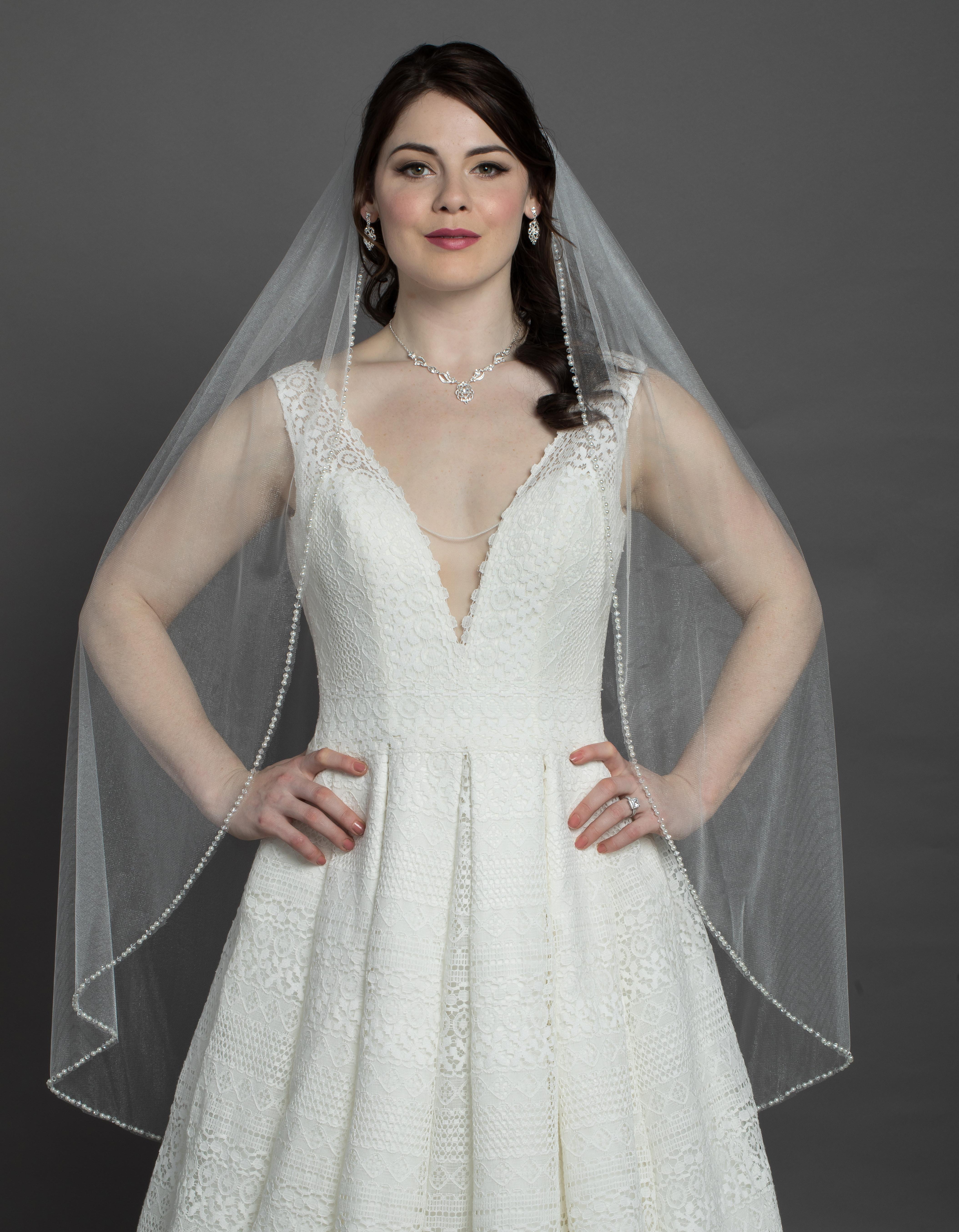 Bridal Classics Marquise Veil Collection MV-2469