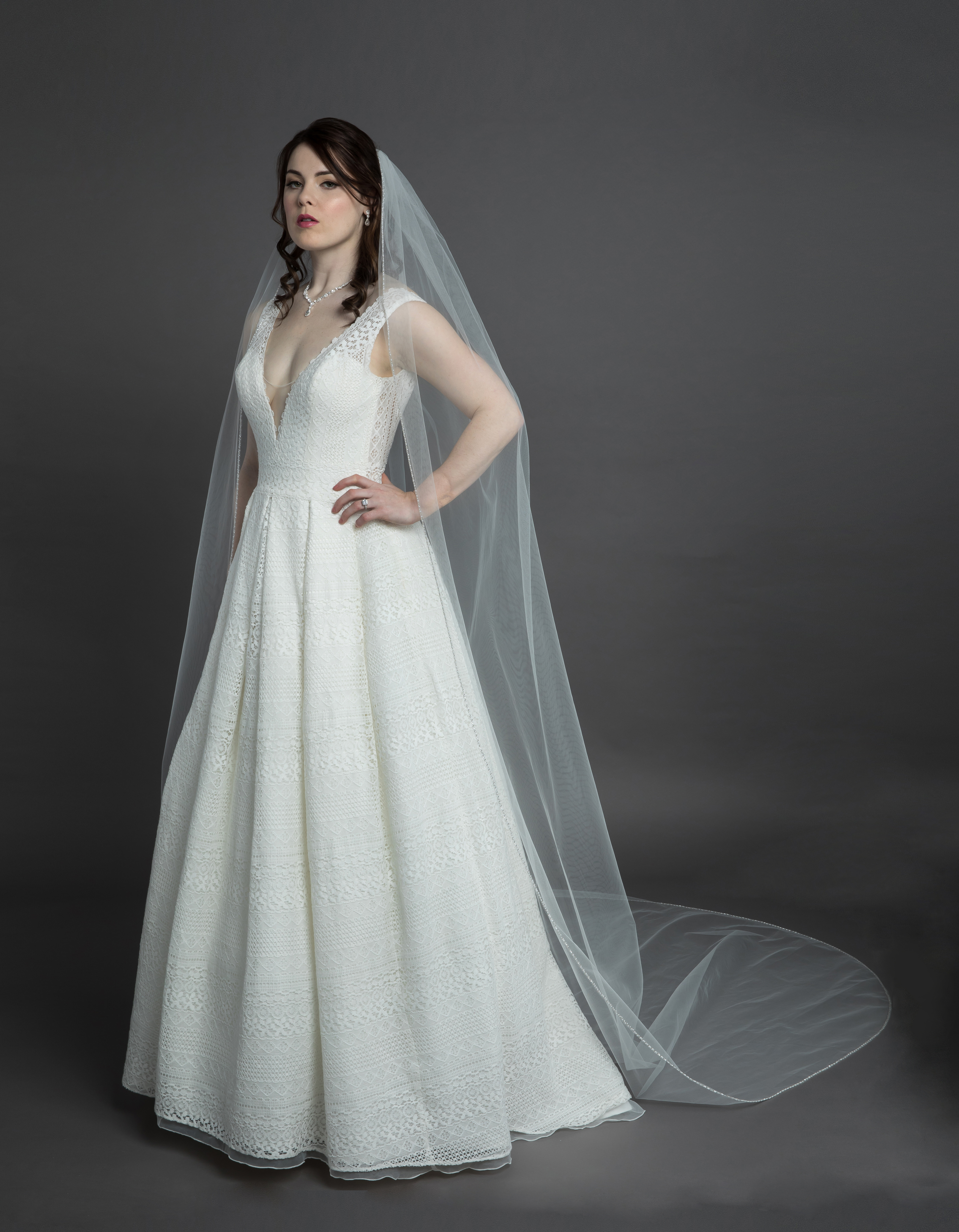 Bridal Classics Marquise Veil Collection MV-2475