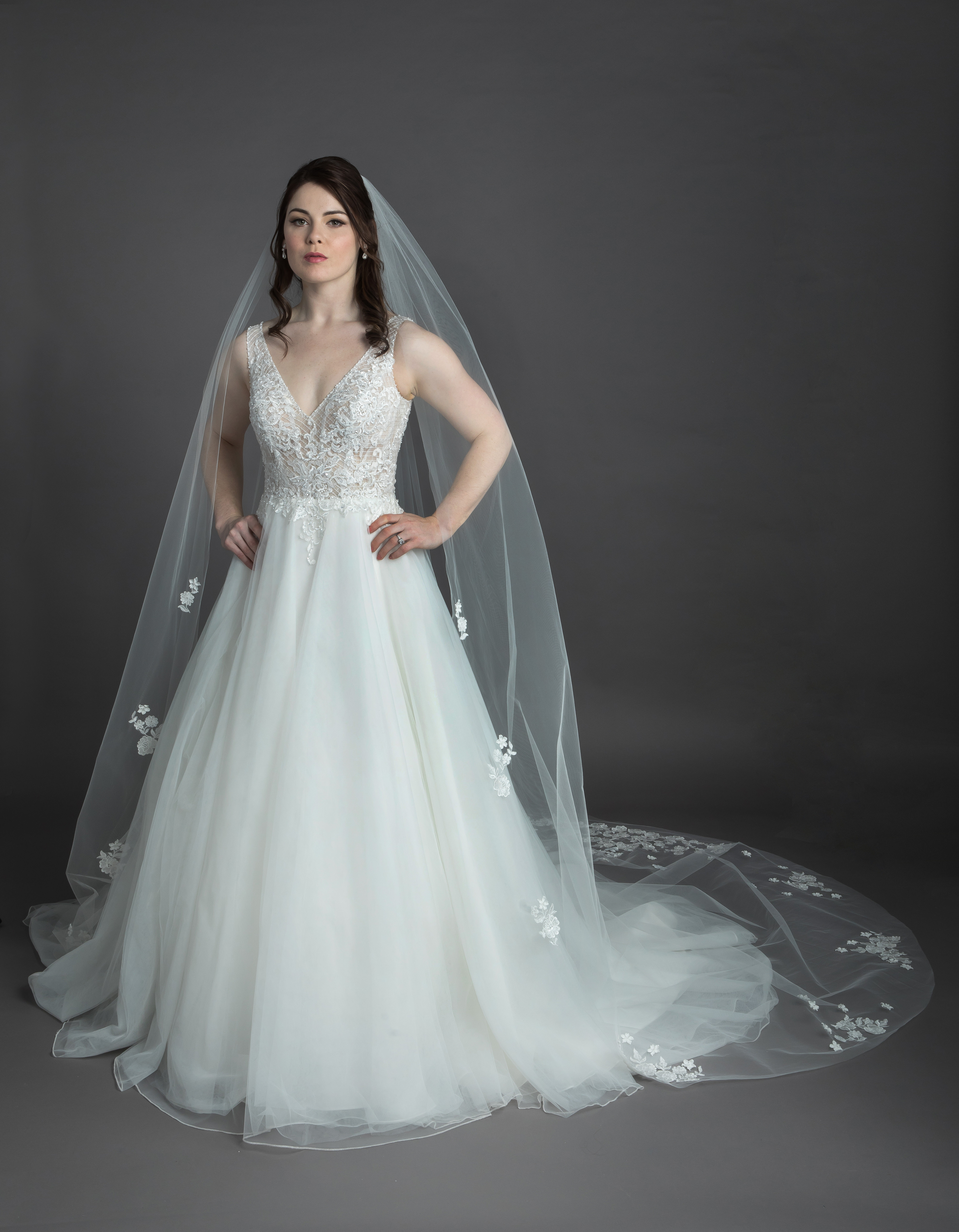 Bridal Classics Marquise Veil Collection MV-2477