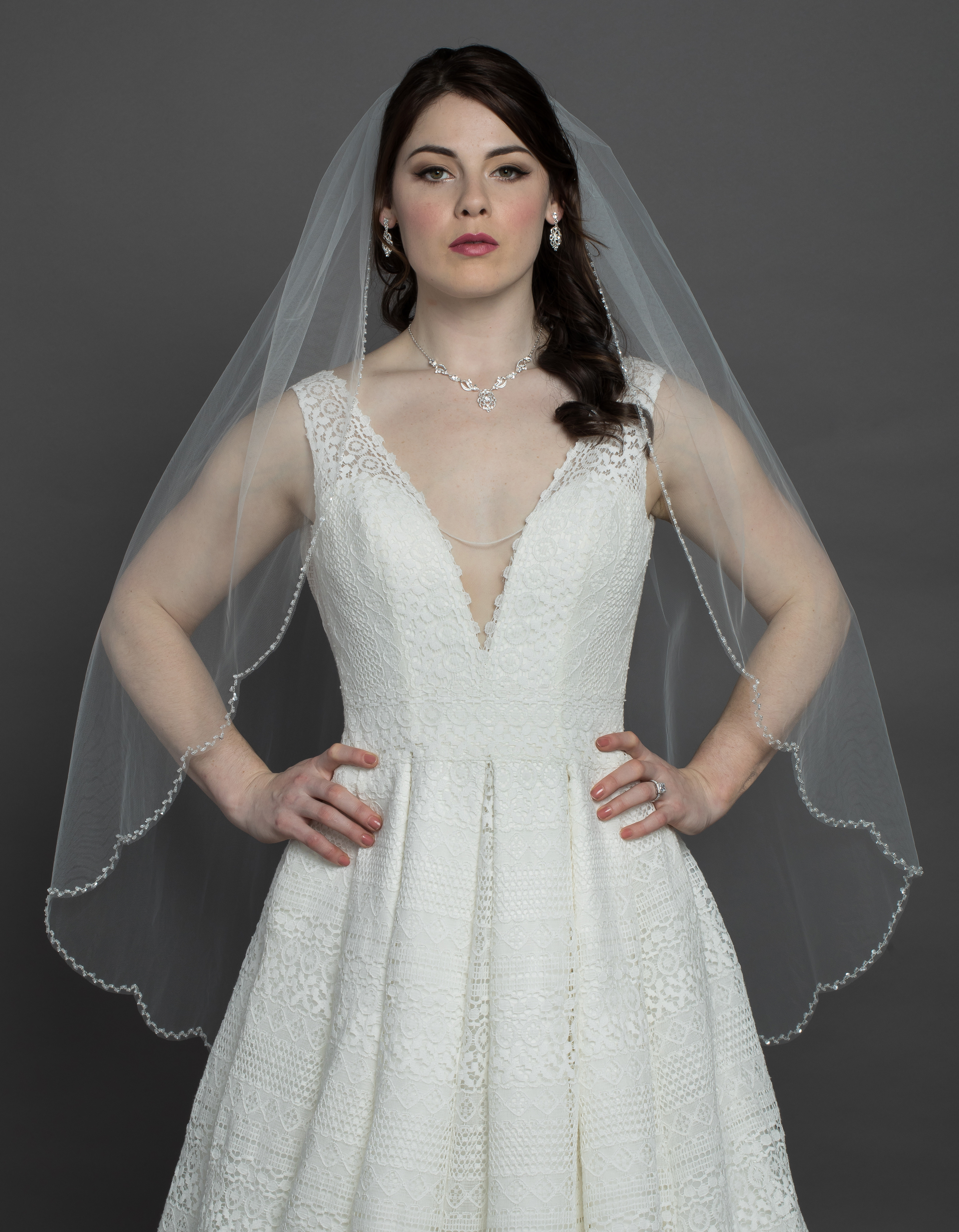 Bridal Classics Marquise Veil Collection MV-2479