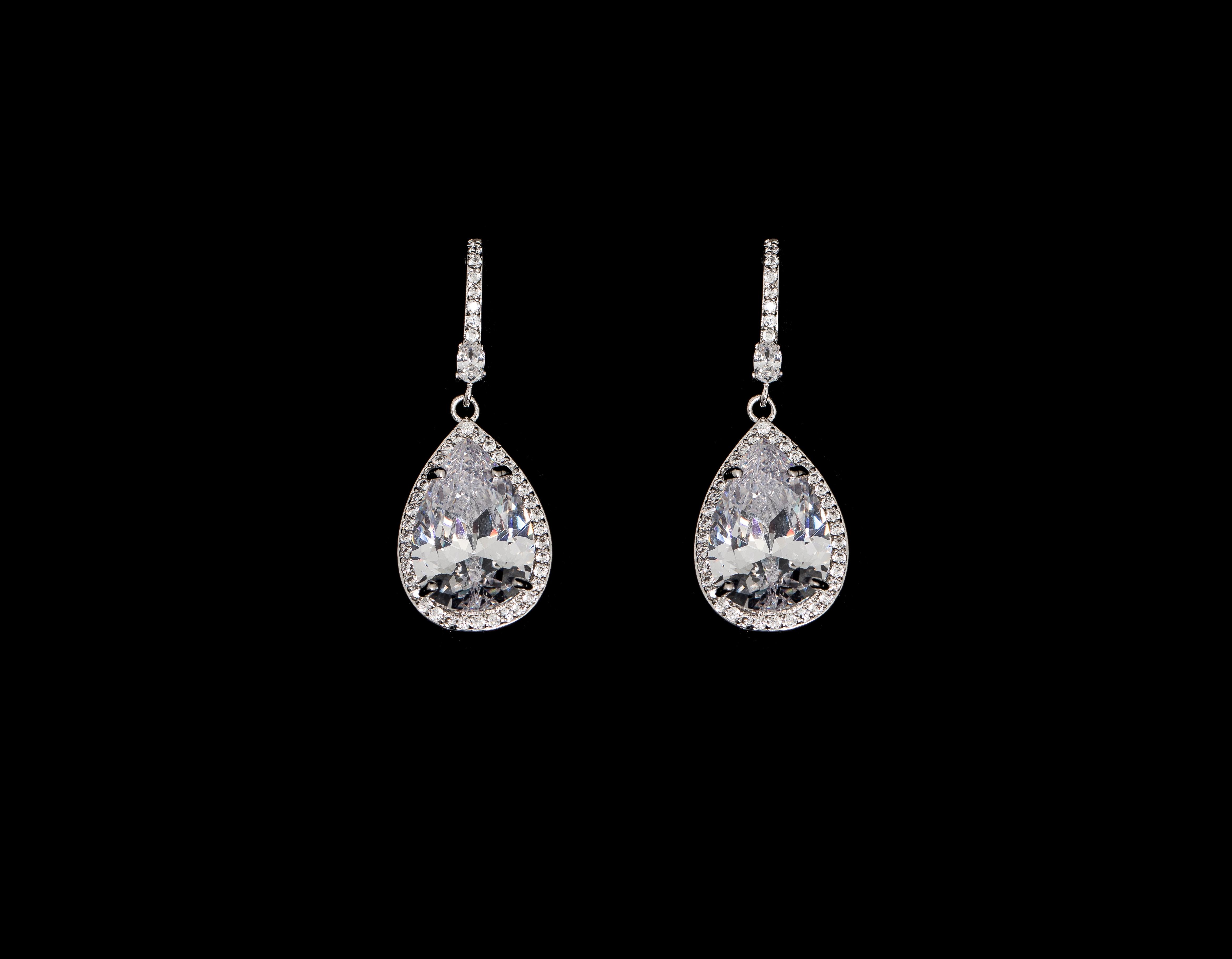 Bridal Classics Earrings CZ-887