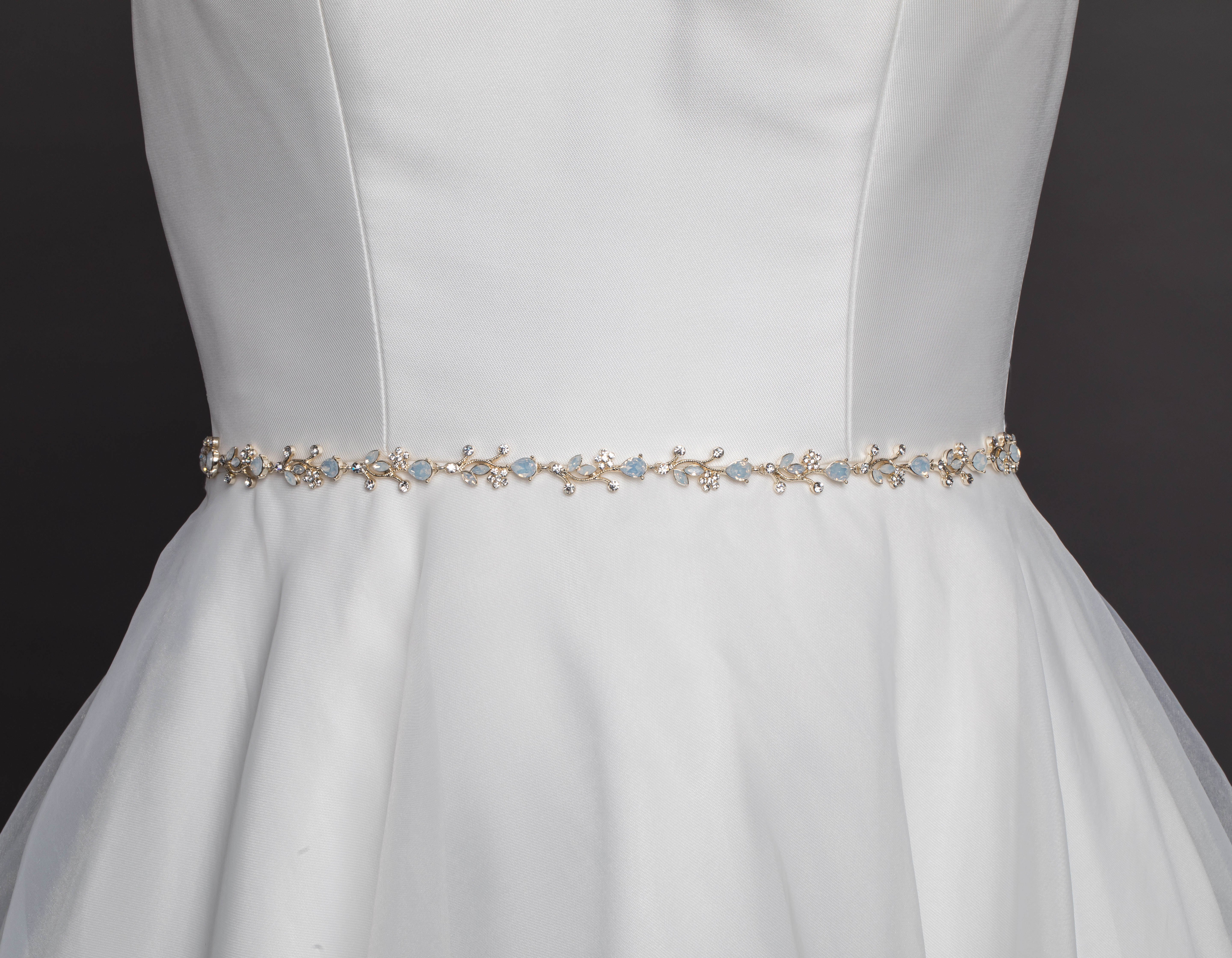 Bridal Classics Belts & Gown Jewellery HB-7114B