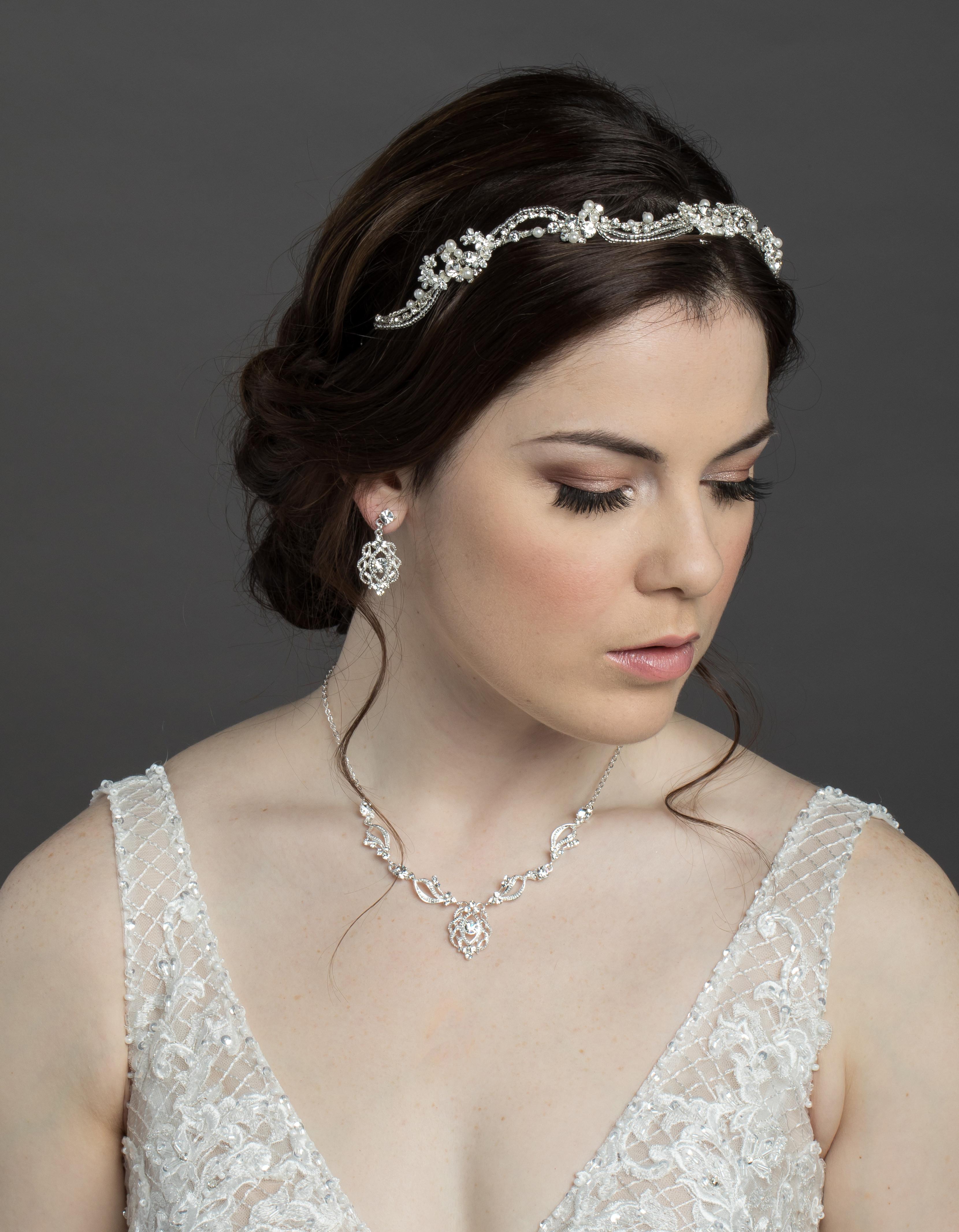 Bridal Classics Headbands, Wreaths & Vines T-4415