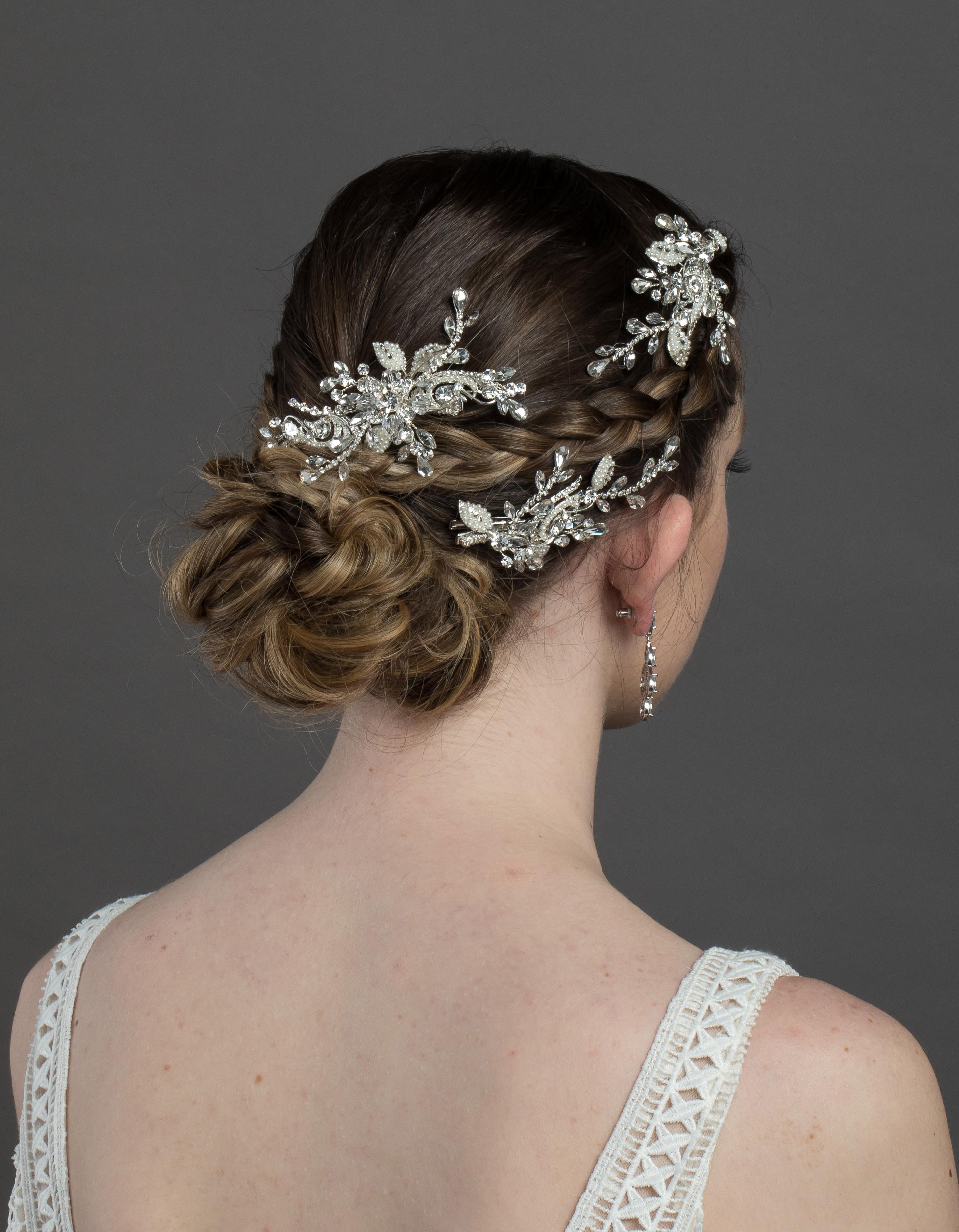 Bridal Classics Hair Combs & Clips T-4422