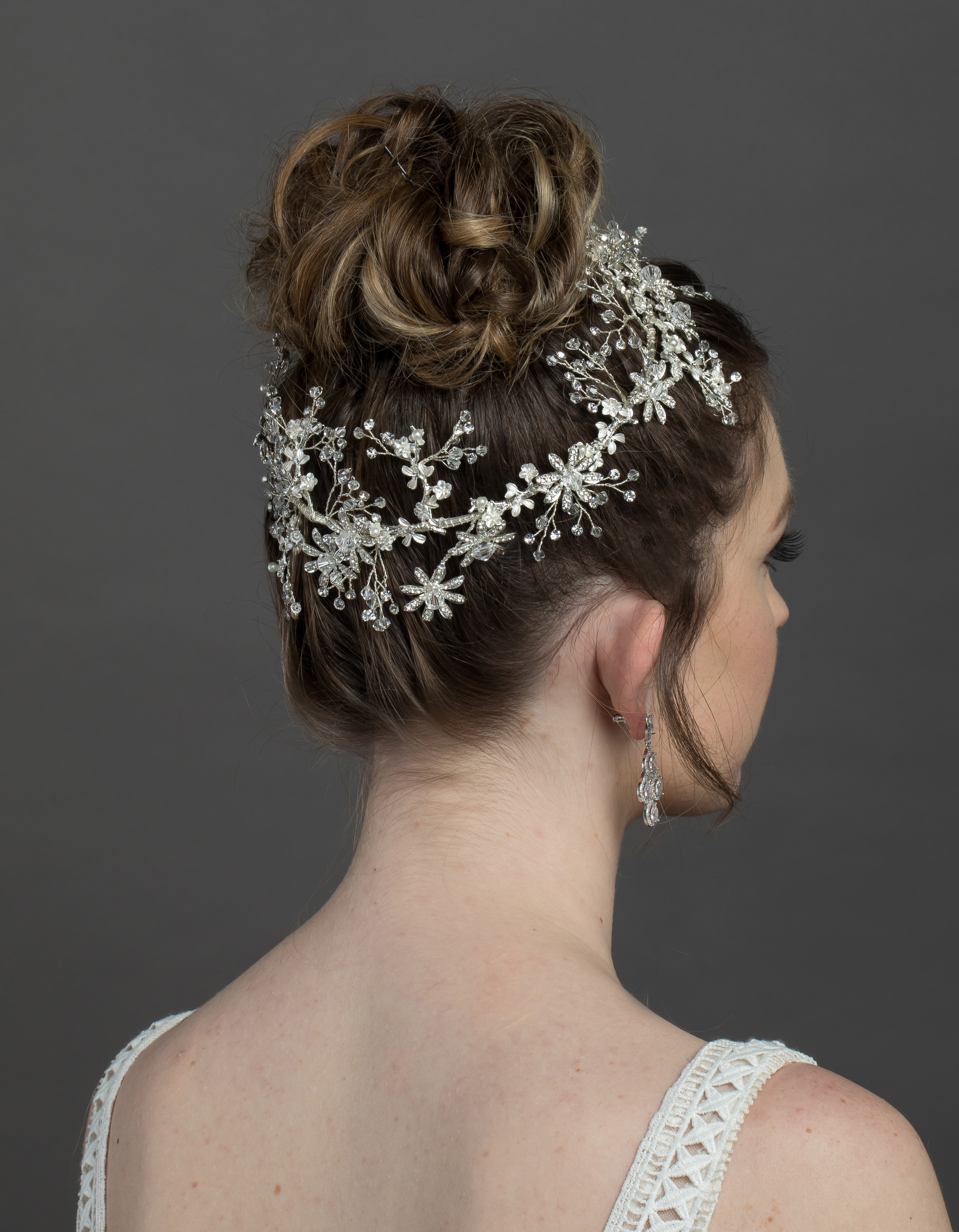 Bridal Classics Headbands, Wreaths & Vines T-4424