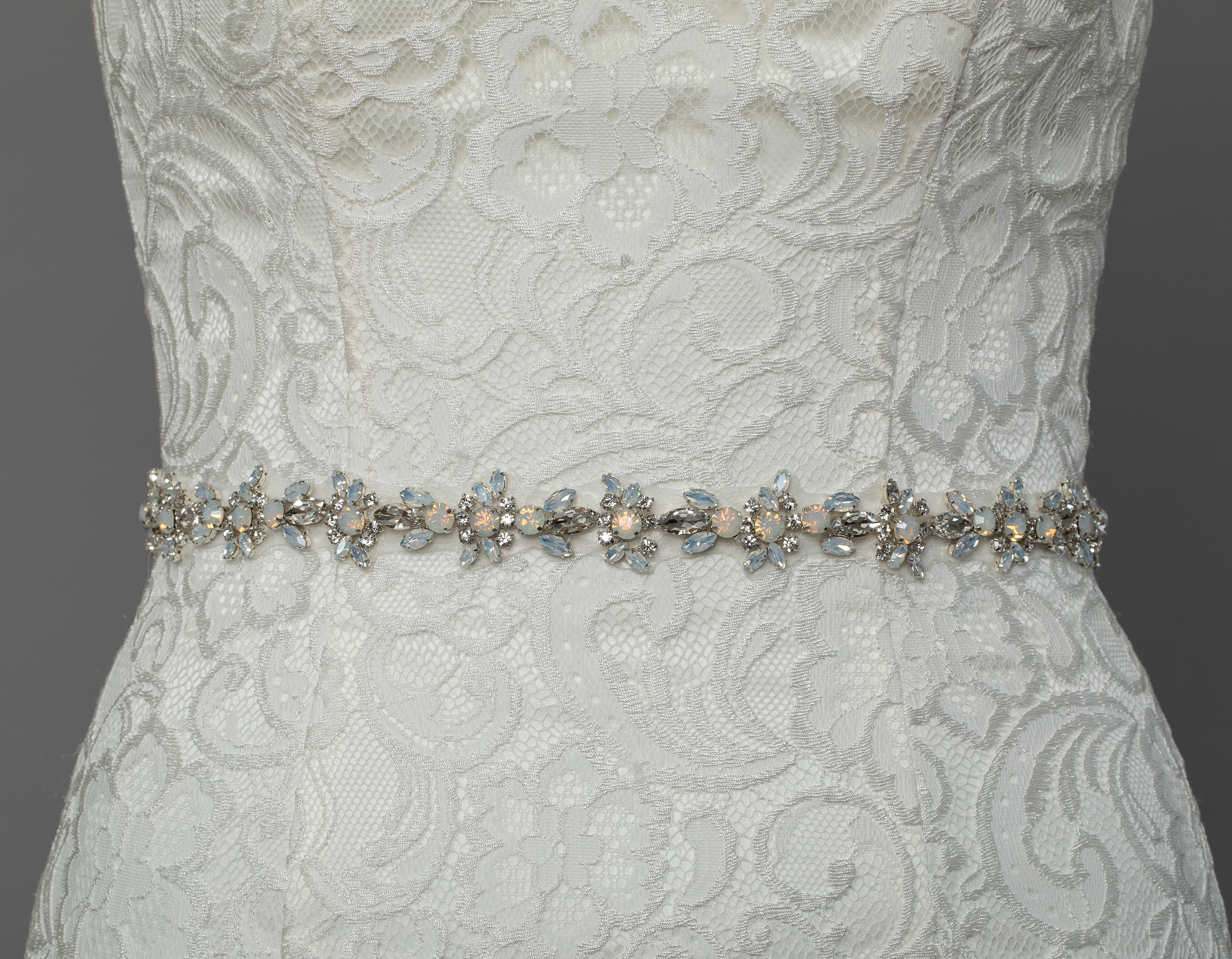 Bridal Classics Belts & Gown Jewellery Belt-71