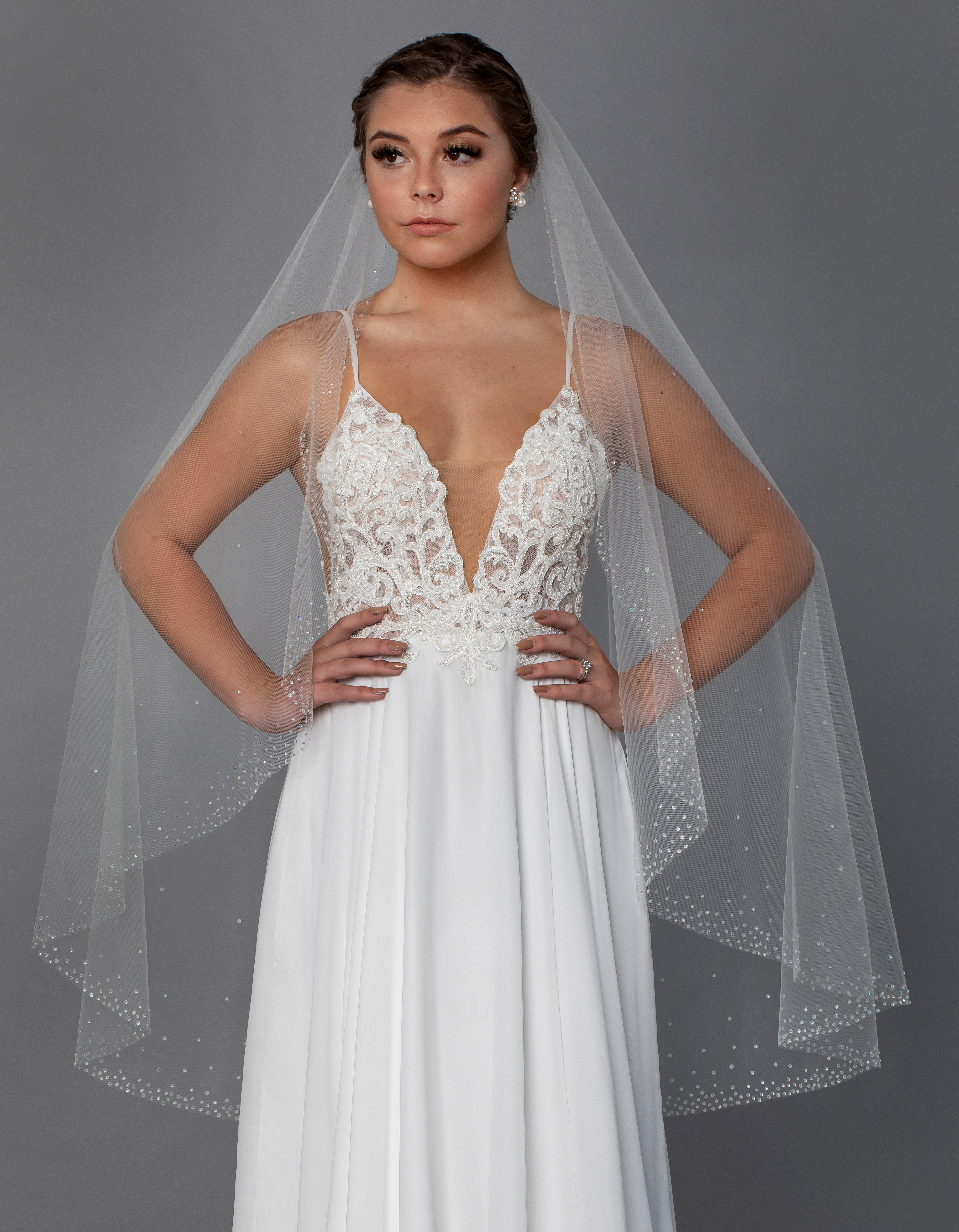 Bridal Classics Marquise Veil Collection MV-2484