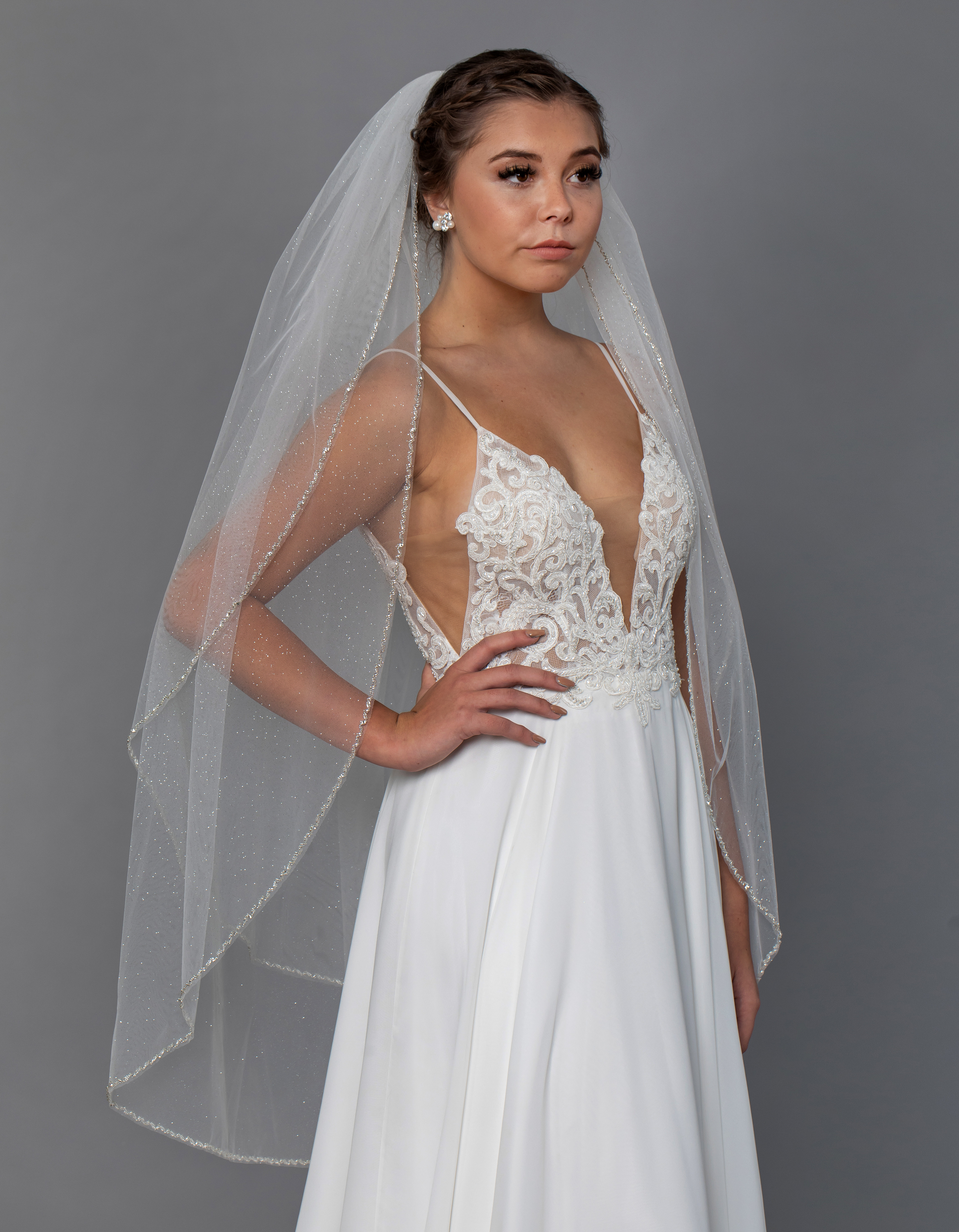 Bridal Classics Marquise Veil Collection MV-2486