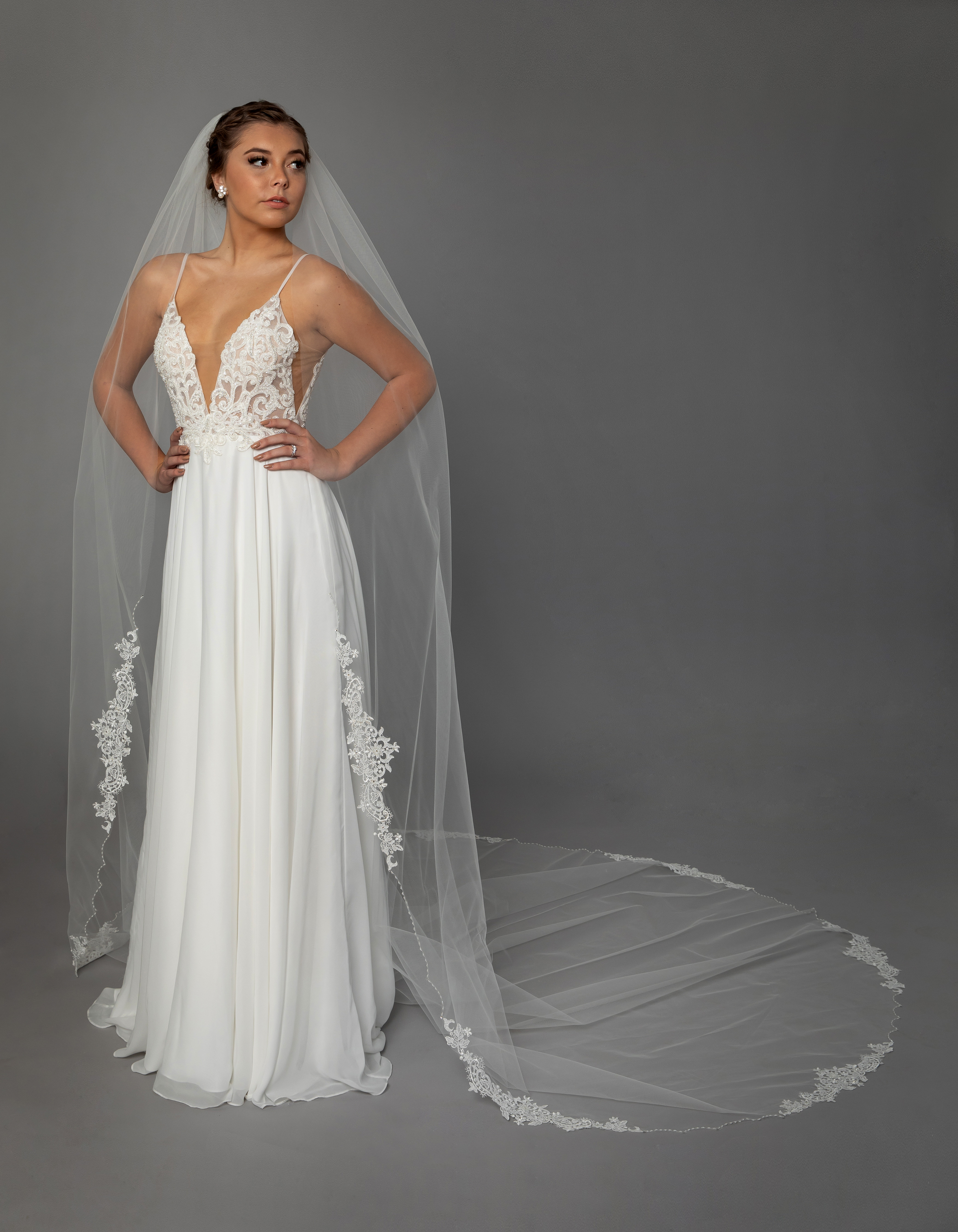 Bridal Classics Marquise Veil Collection MV-2488