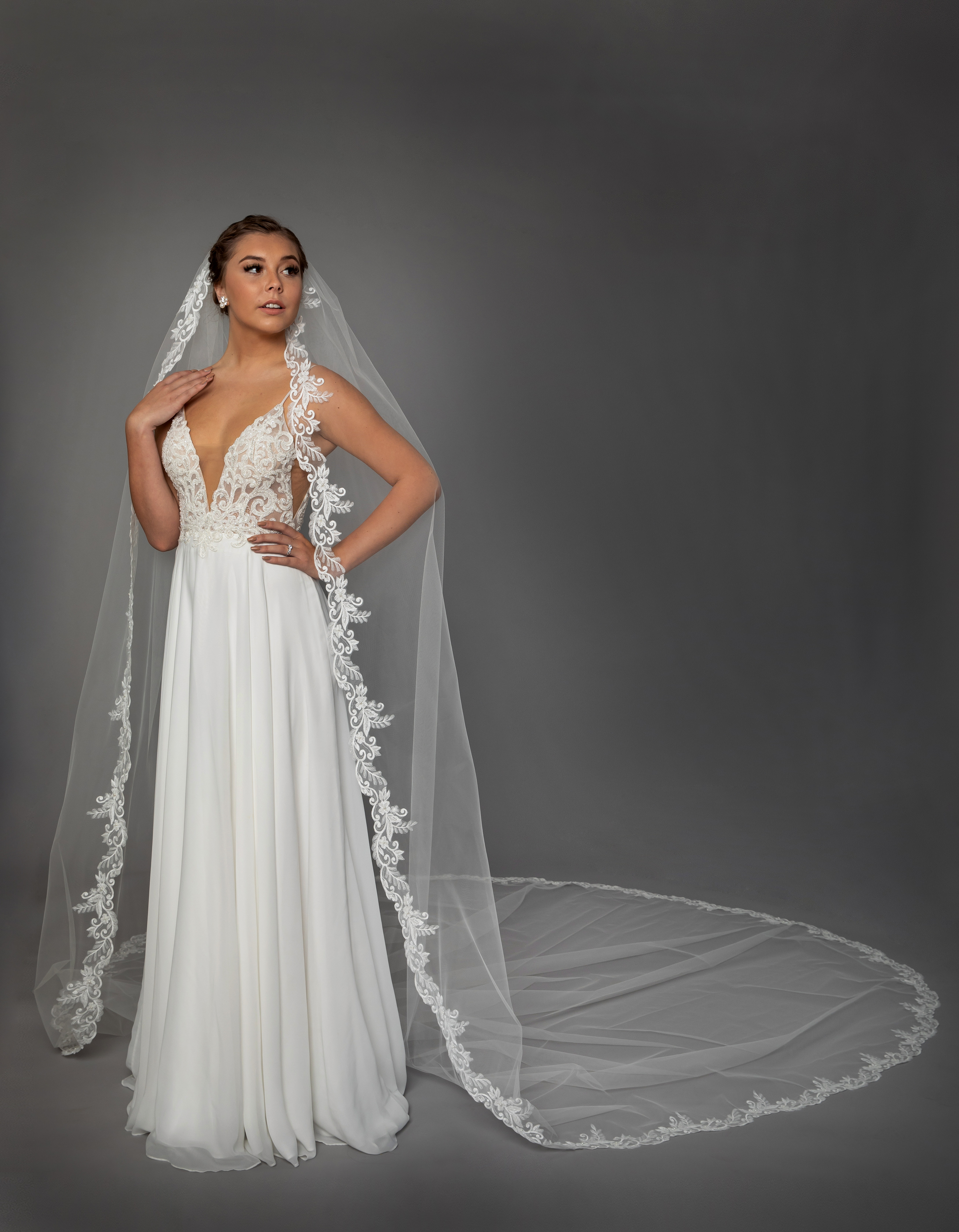 Bridal Classics Marquise Veil Collection MV-2485