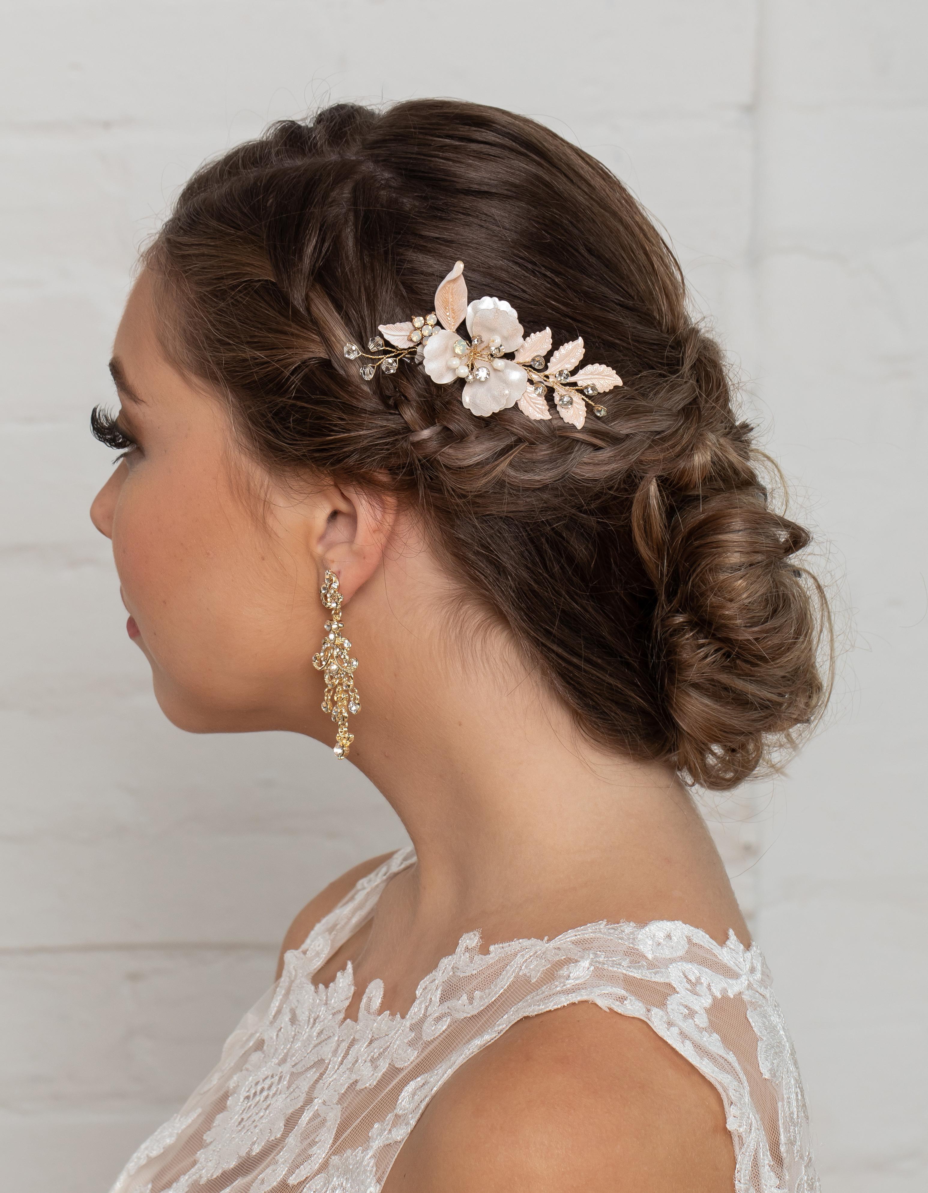 Bridal Classics Hair Combs & Clips T-4465
