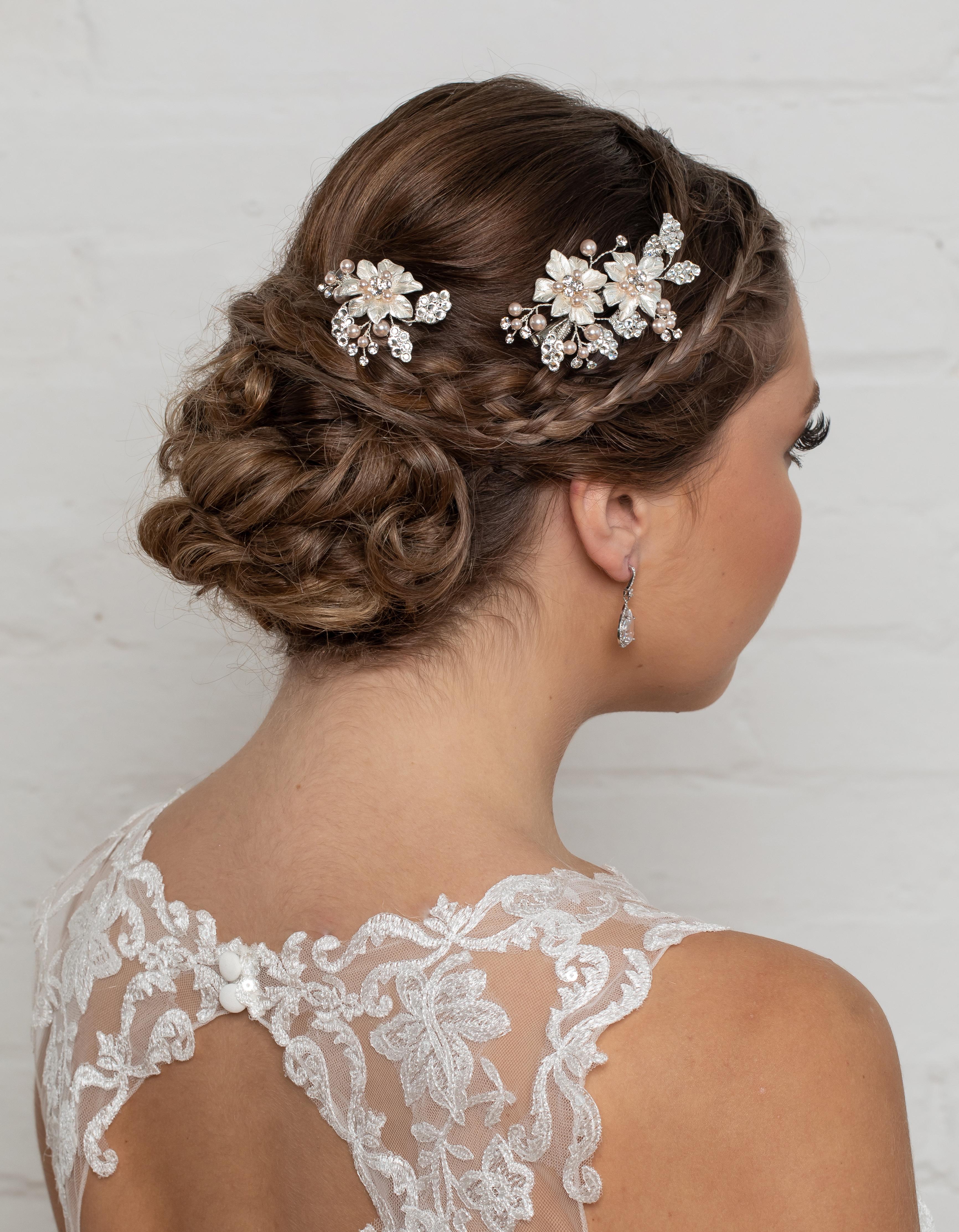 Bridal Classics Hair Combs & Clips T-4470