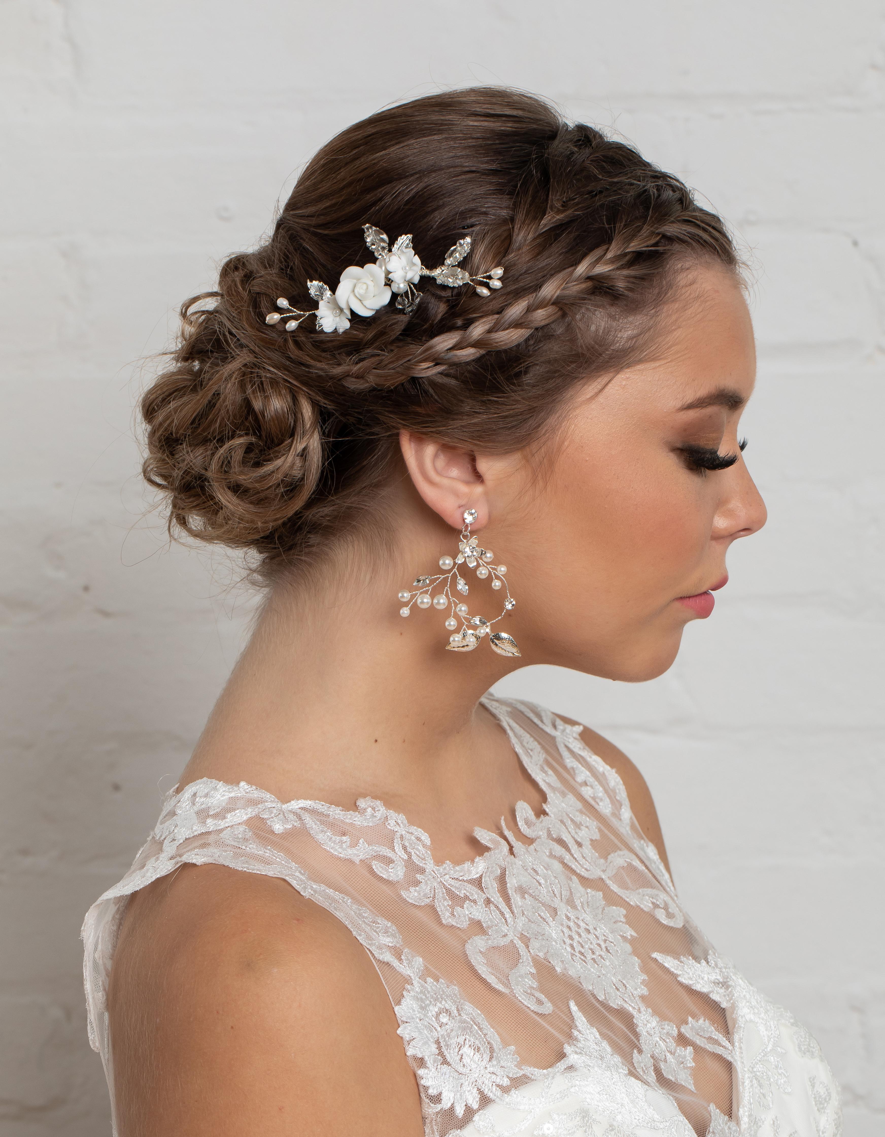 Bridal Classics Hair Combs & Clips T-4481