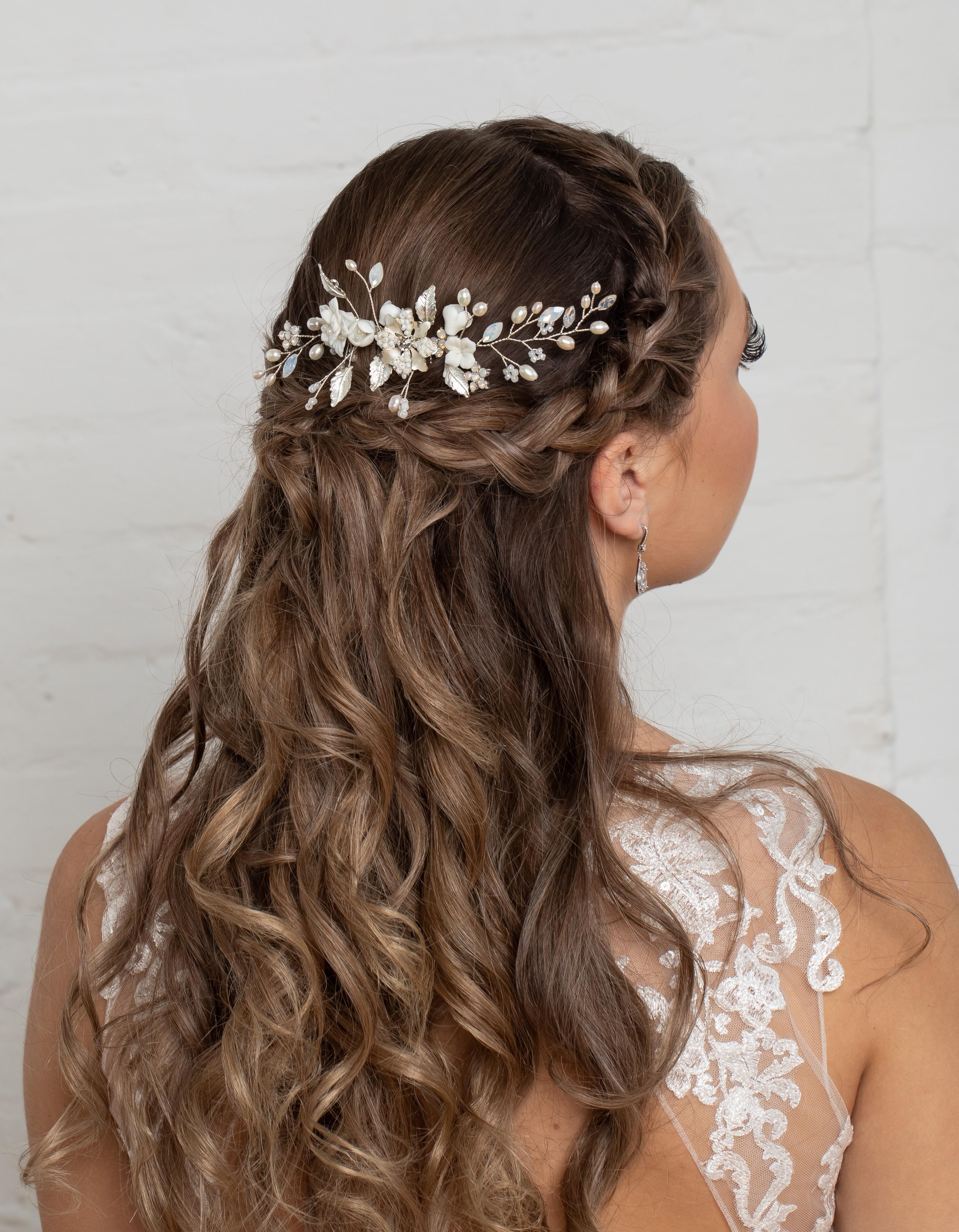 Bridal Classics Hair Combs & Clips T-4482