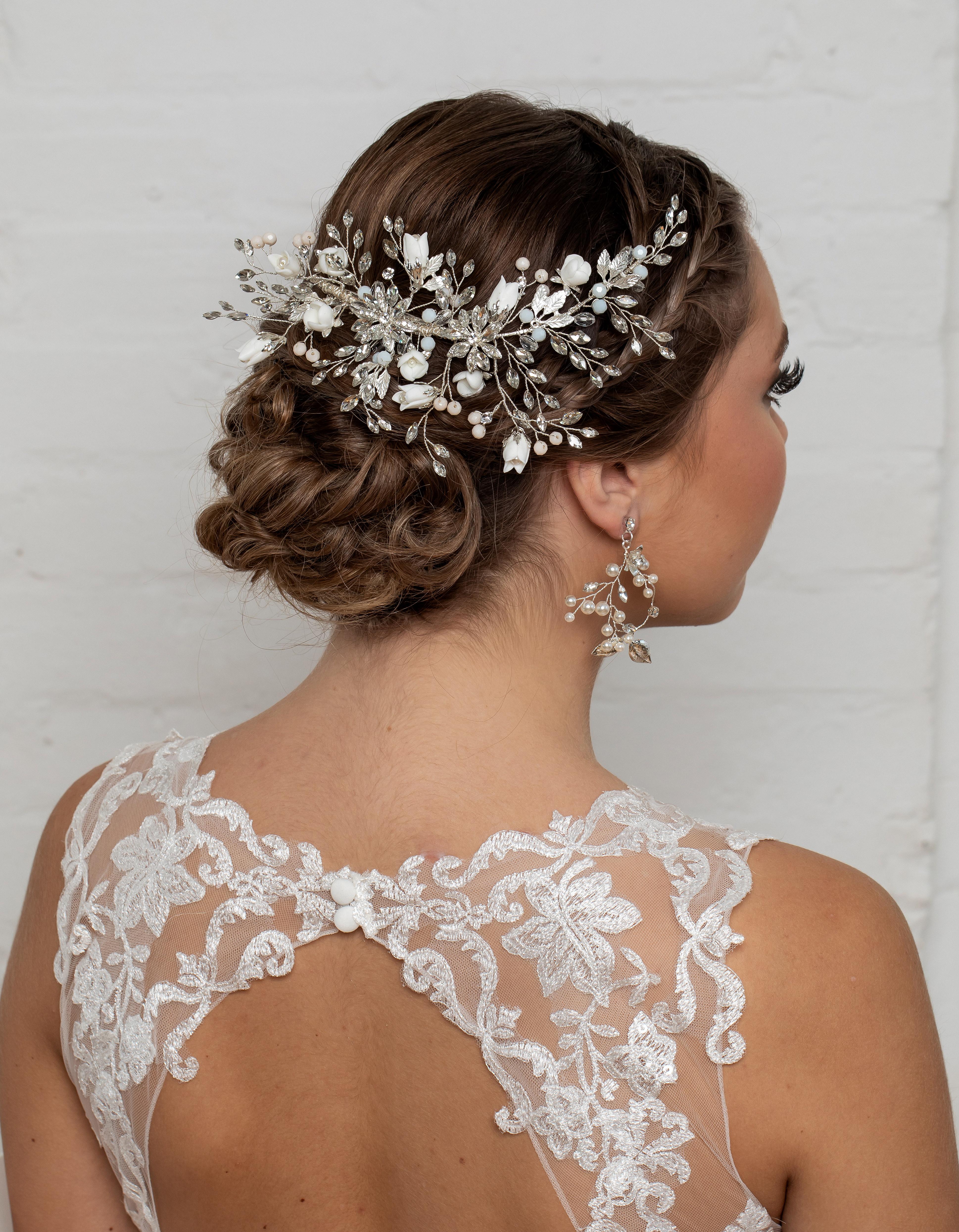 Bridal Classics Hair Combs & Clips T-4483