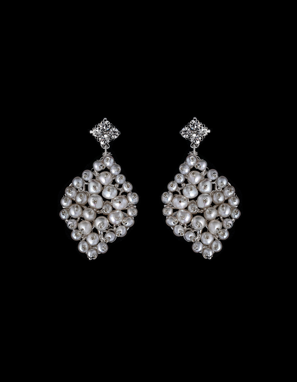 Bridal Classics Earrings MJ-327